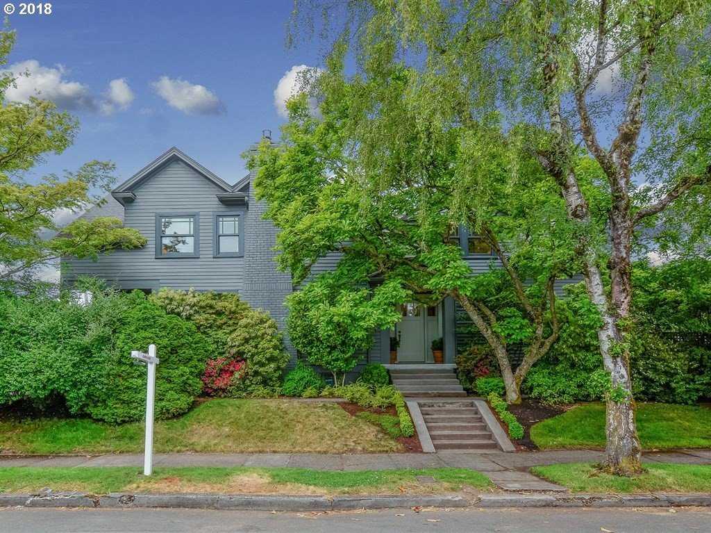 $1,175,000 - 4Br/3Ba -  for Sale in Alameda / Alameda Ridge, Portland