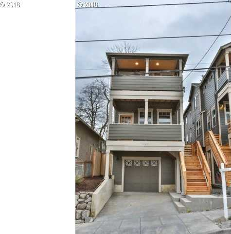 $549,900 - 3Br/3Ba -  for Sale in Mt Tabor, Portland