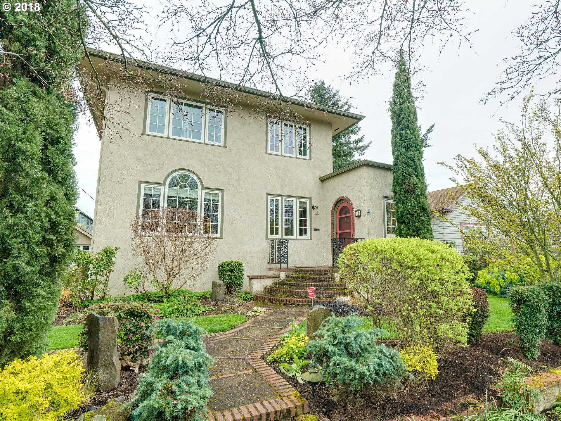 Homes for Sale in the Rose City Park Neighborhood – Moving to Portland