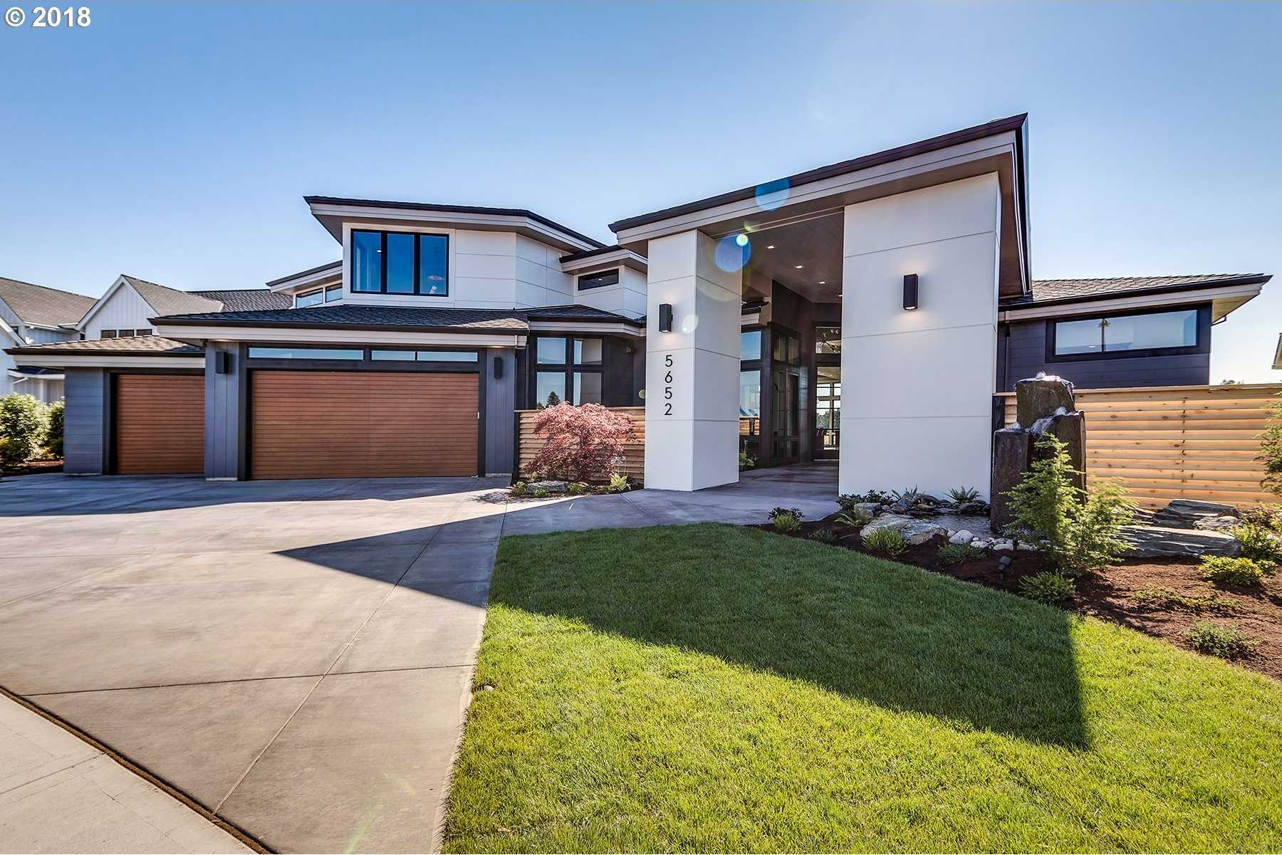 $1,989,000 - 4Br/6Ba -  for Sale in Golf Course Frontage, Hillsboro