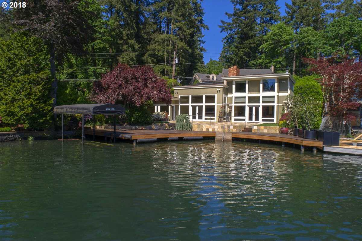 $2,498,000 - 2Br/3Ba -  for Sale in Main Lake Oswego, Lake Oswego