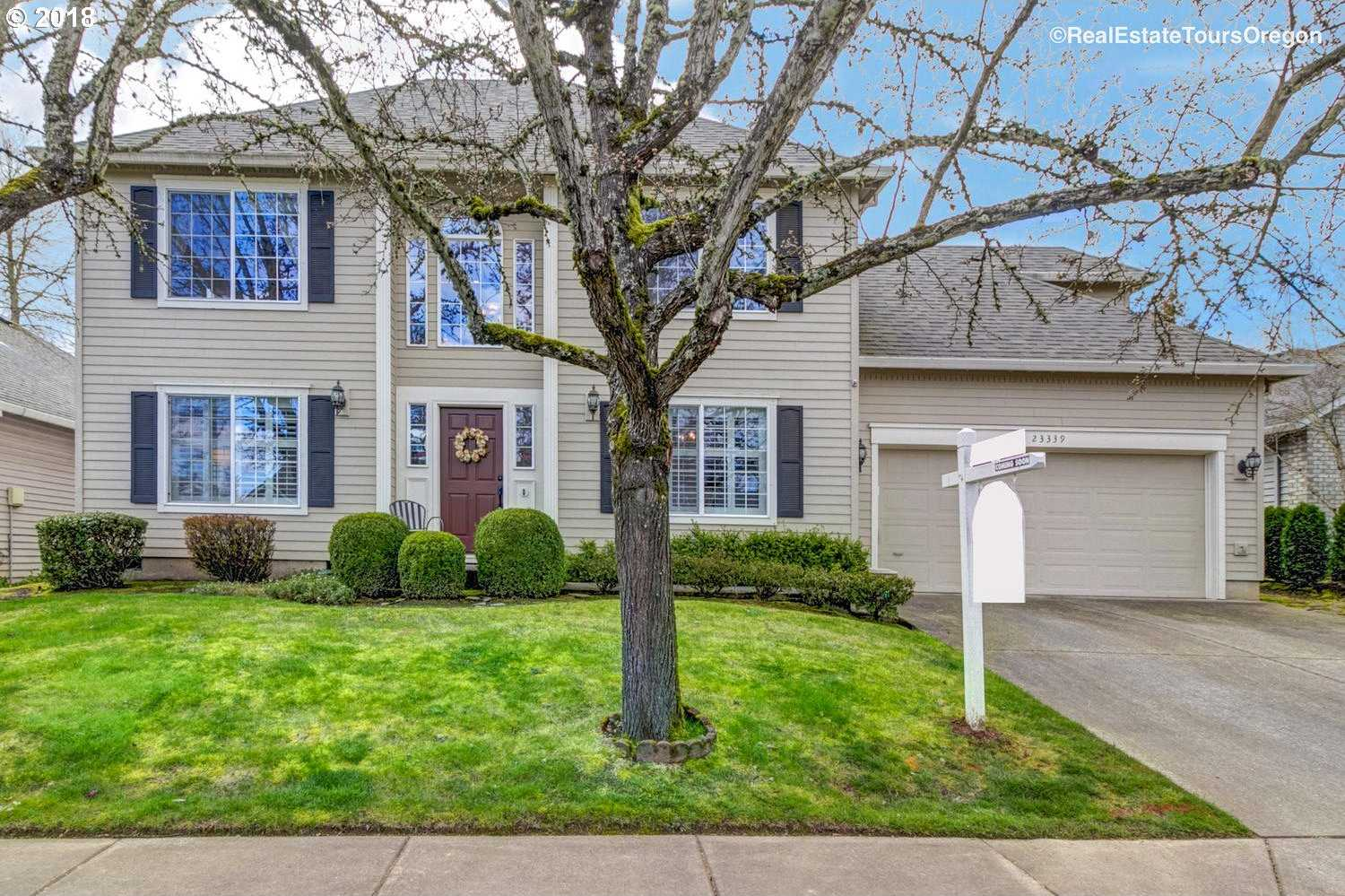 $470,000 - 3Br/3Ba -  for Sale in Woodhaven, Sherwood