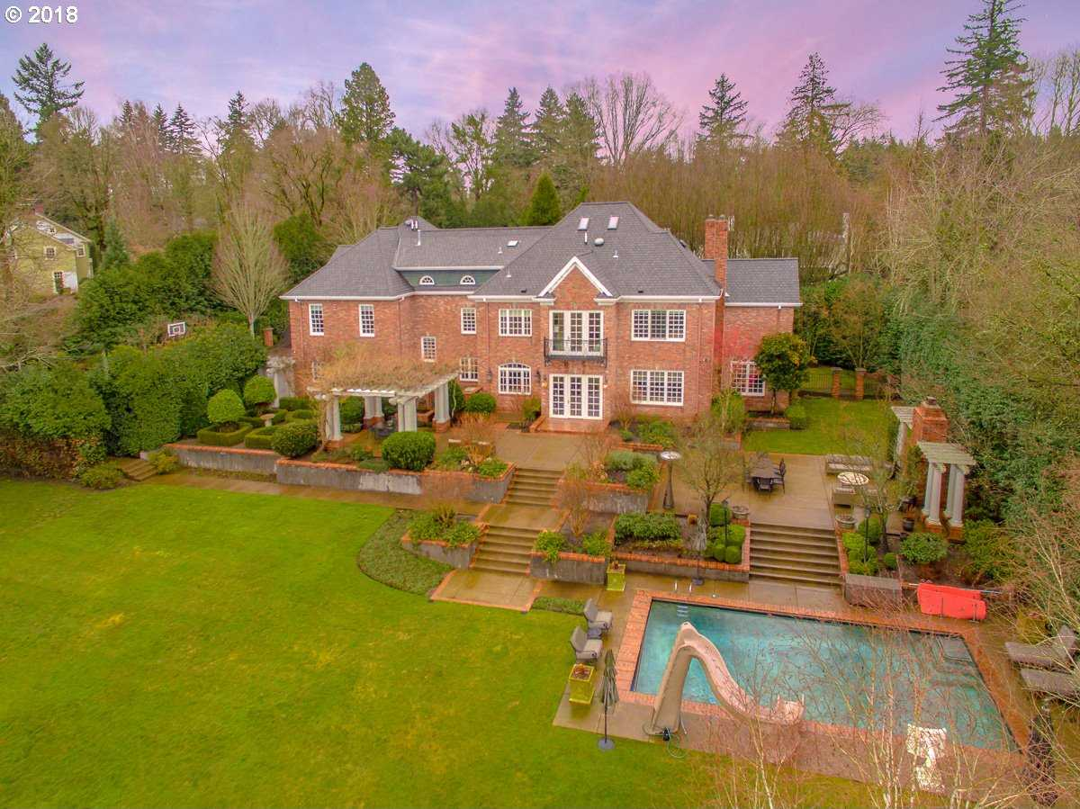 $2,695,000 - 5Br/6Ba -  for Sale in Dunthorpe Riverdale, Portland