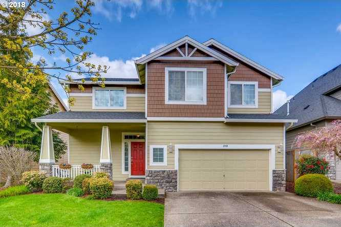 $489,900 - 4Br/3Ba -  for Sale in Heron Ridge Estates, Sherwood