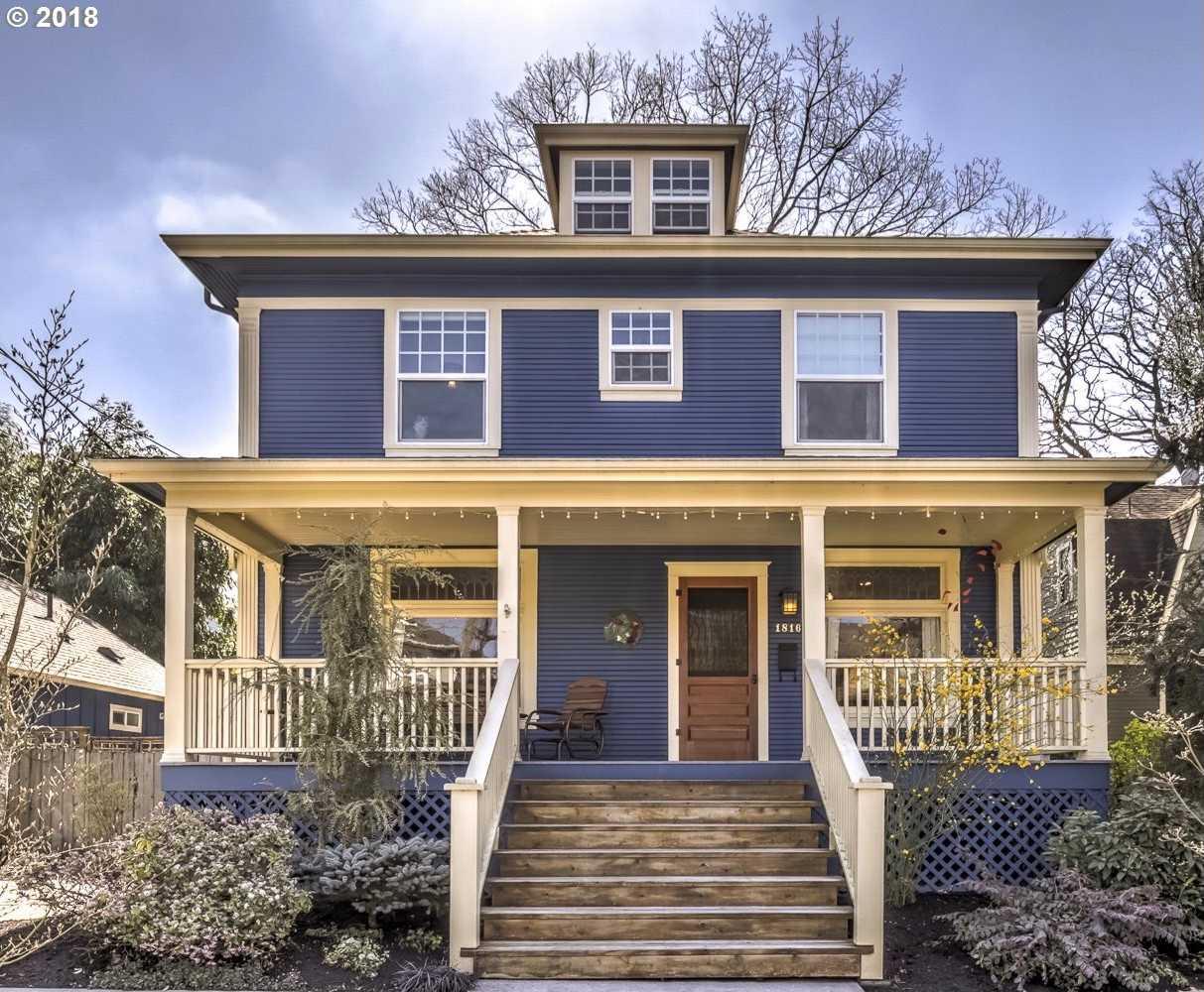 $1,050,000 - 4Br/5Ba -  for Sale in Buckman, Portland
