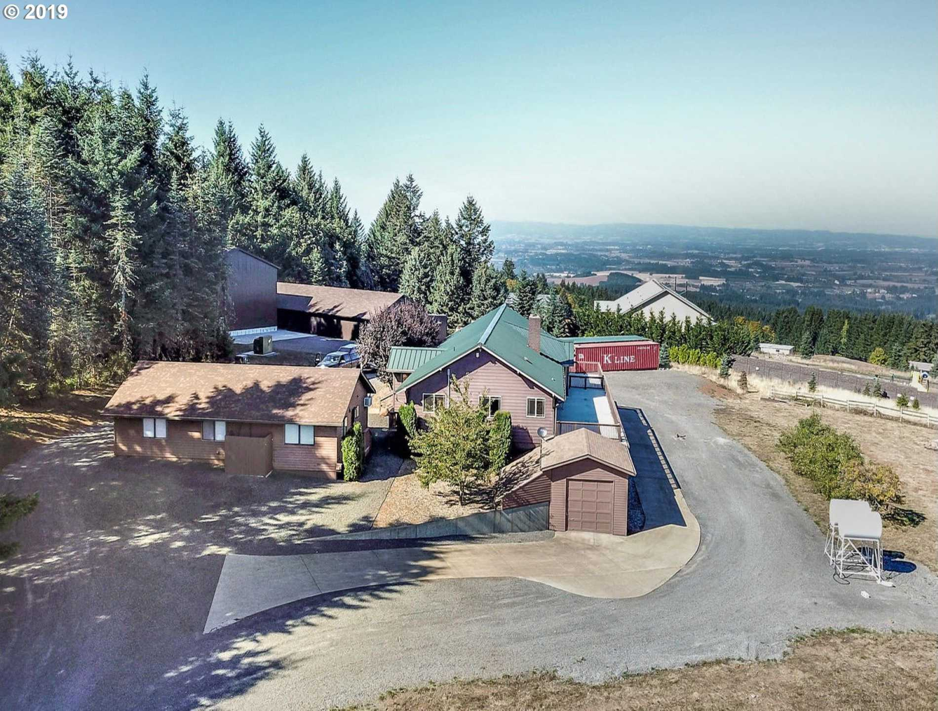 $1,995,000 - 3Br/4Ba -  for Sale in Mountain Top, Newberg