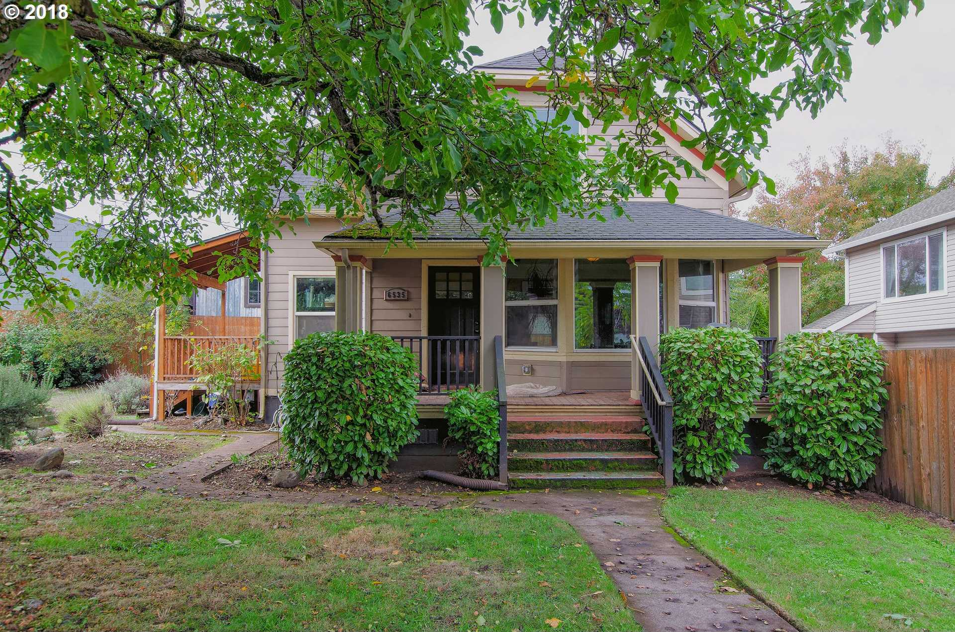 $550,000 - 3Br/2Ba -  for Sale in Woodlawn/dekum Triangle, Portland