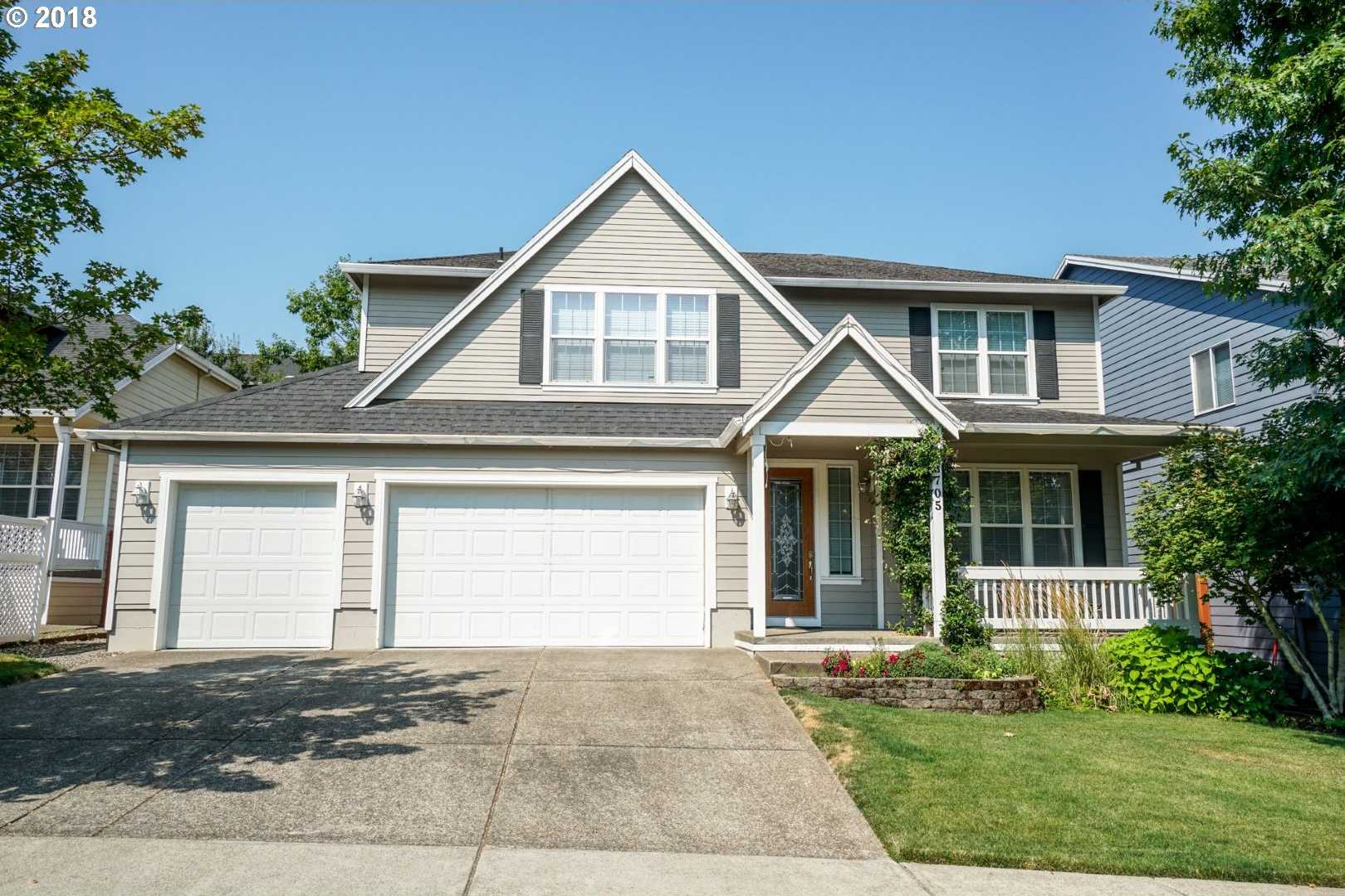 $549,900 - 4Br/3Ba -  for Sale in Whistler's Walk, Tigard