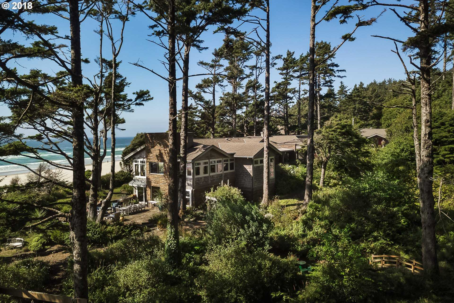 $7,000,000 - 5Br/6Ba -  for Sale in Cannon Beach