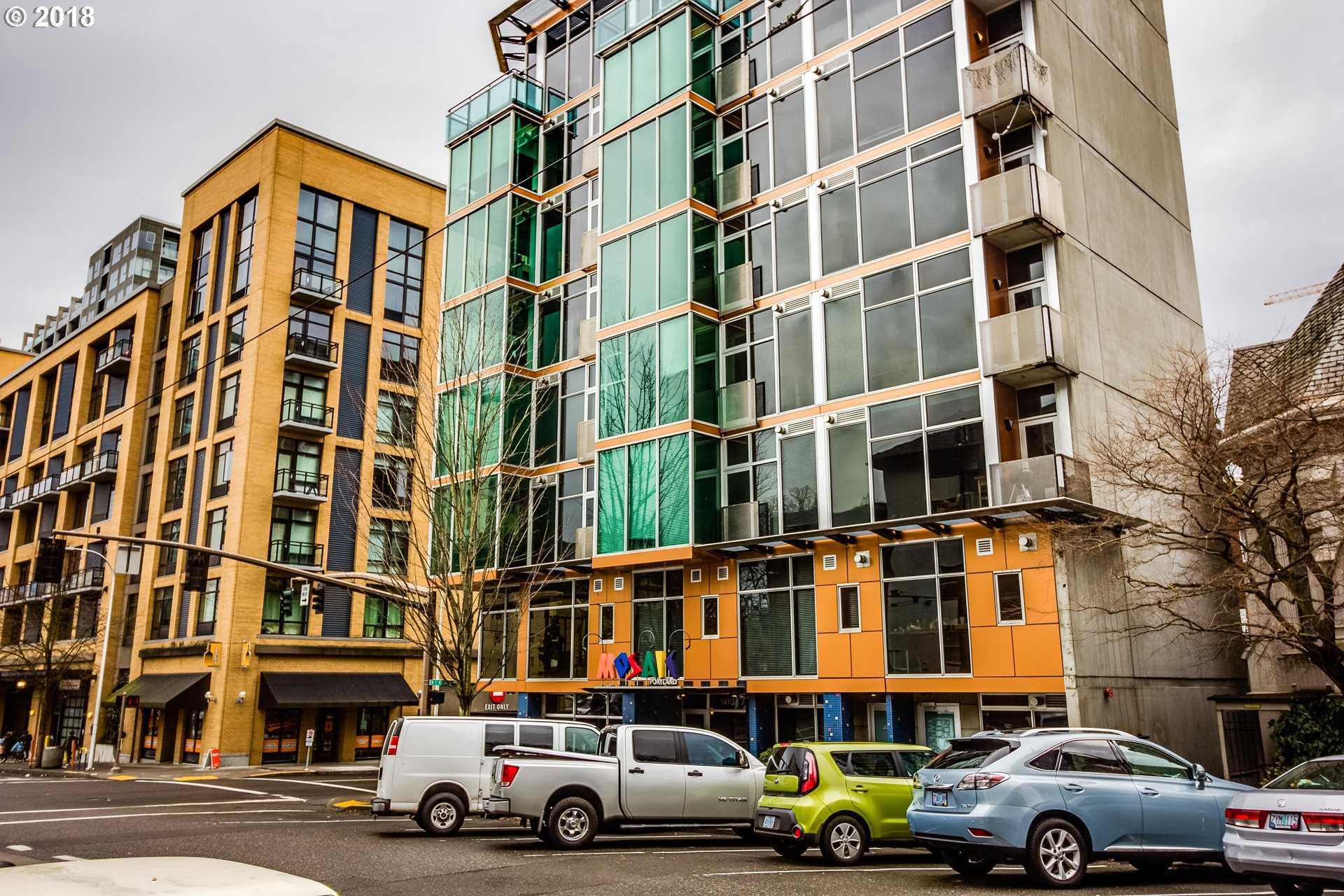 $398,500 - 1Br/2Ba -  for Sale in Cultural District/mosaic Condo, Portland
