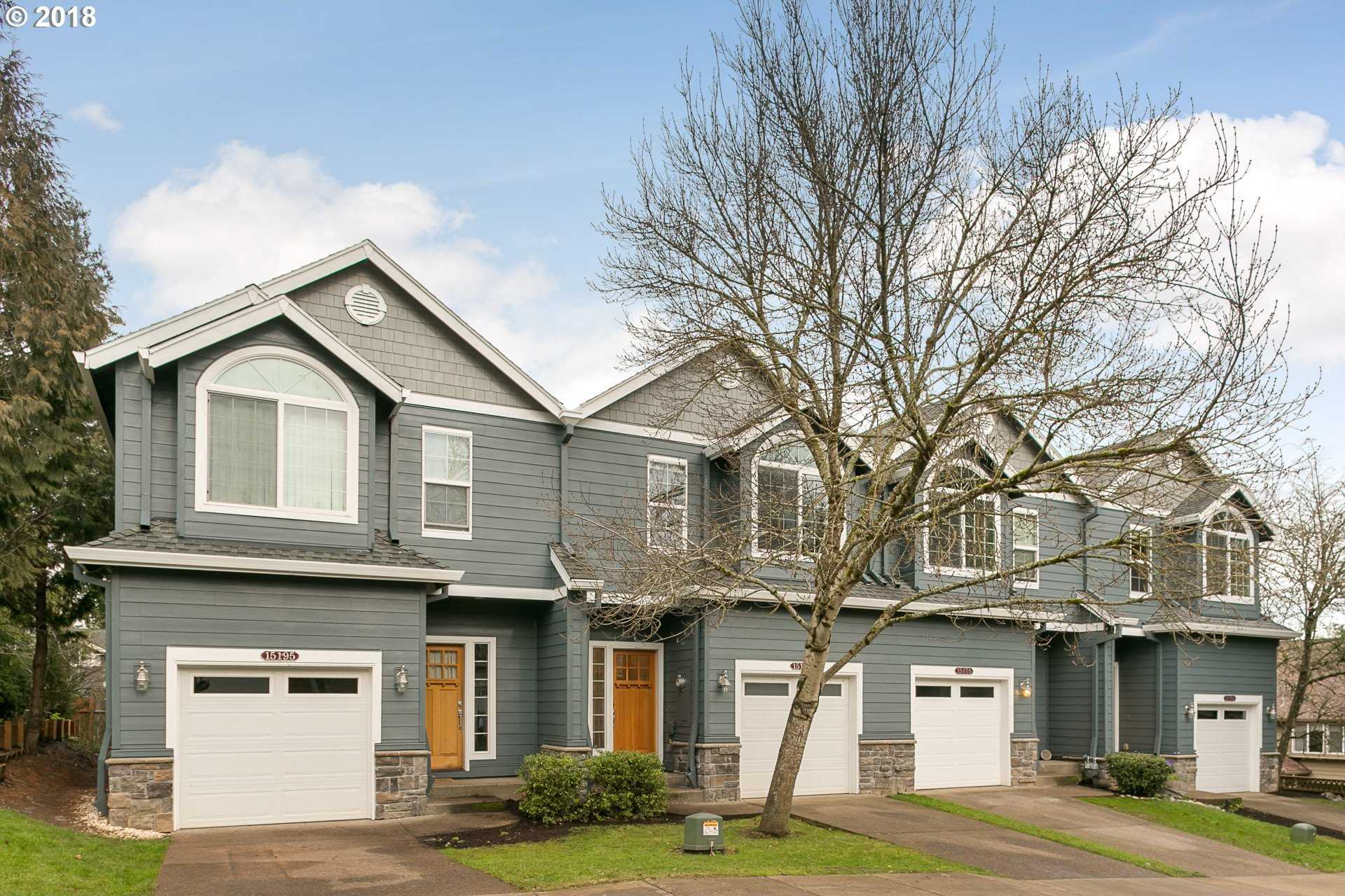 $317,000 - 3Br/3Ba -  for Sale in Murray Grove Townhomes, Beaverton