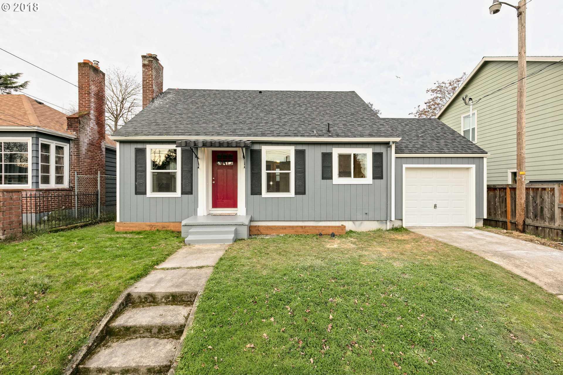 $474,900 - 3Br/2Ba -  for Sale in Woodlawn, Portland