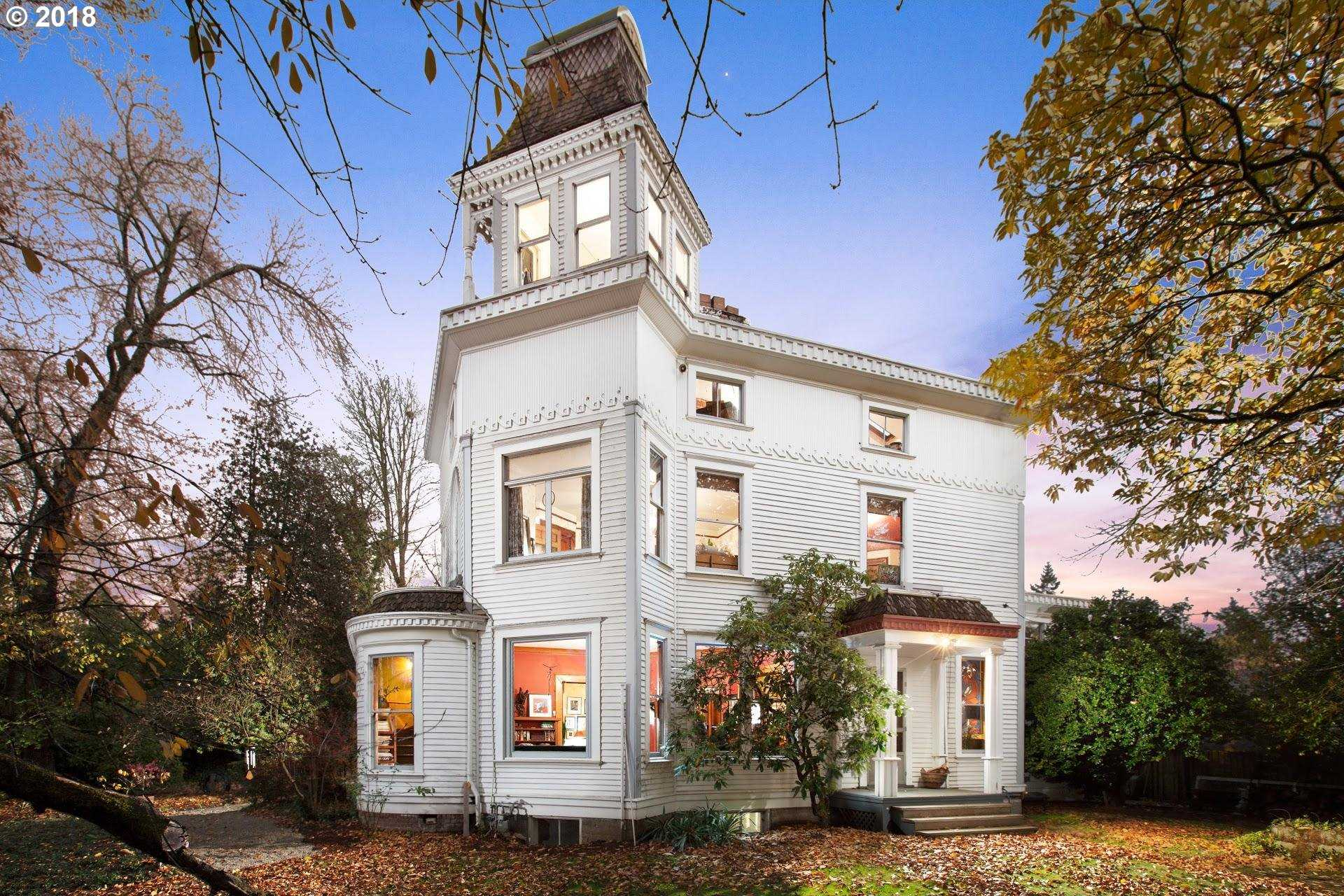 $1,365,000 - 5Br/2Ba -  for Sale in Eastmoreland/ Woodstock, Portland