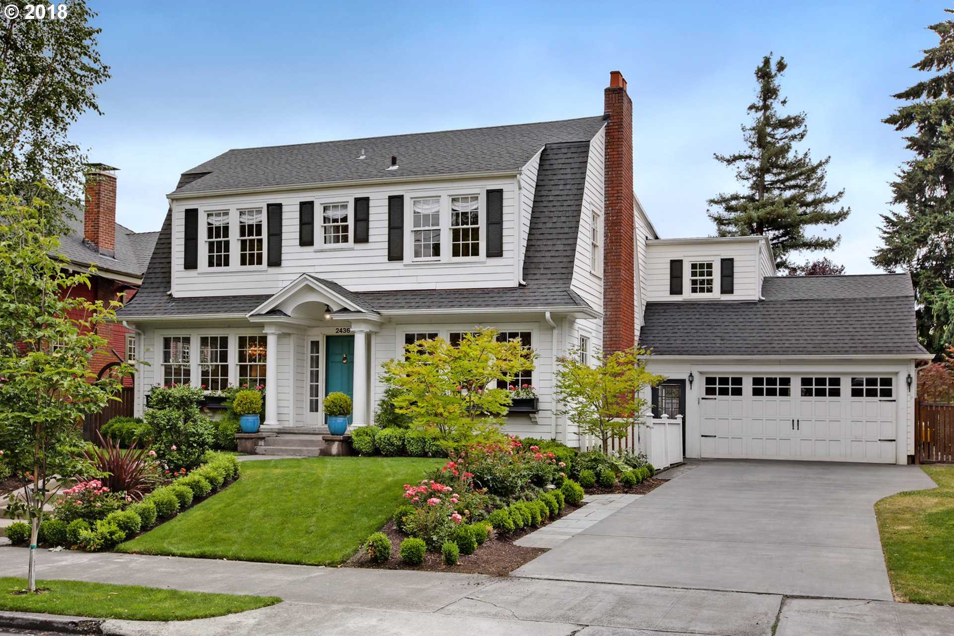 $1,495,000 - 5Br/5Ba -  for Sale in Irvington/alameda, Portland