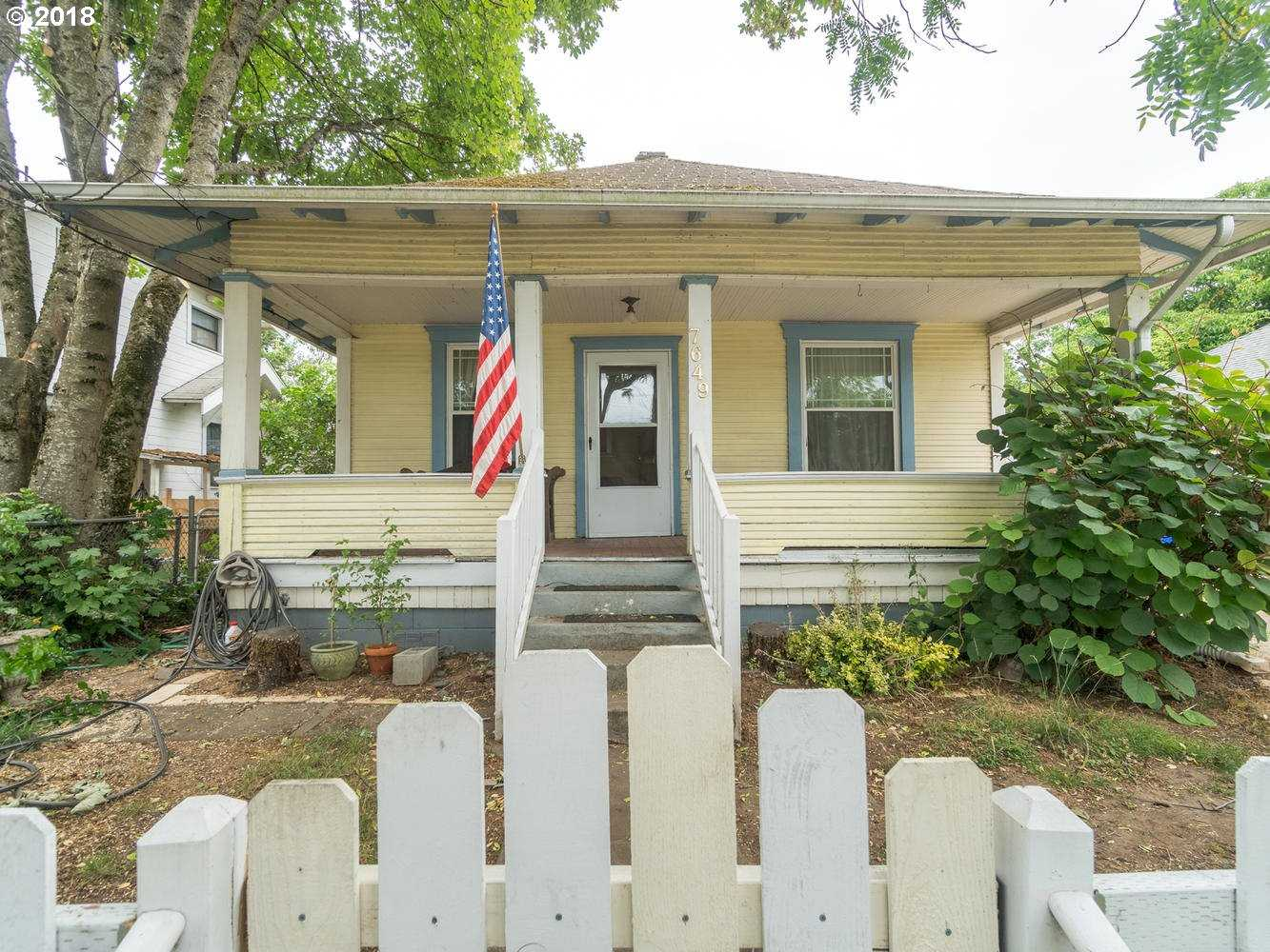 $395,000 - 2Br/1Ba -  for Sale in St Johns Heights, Portland