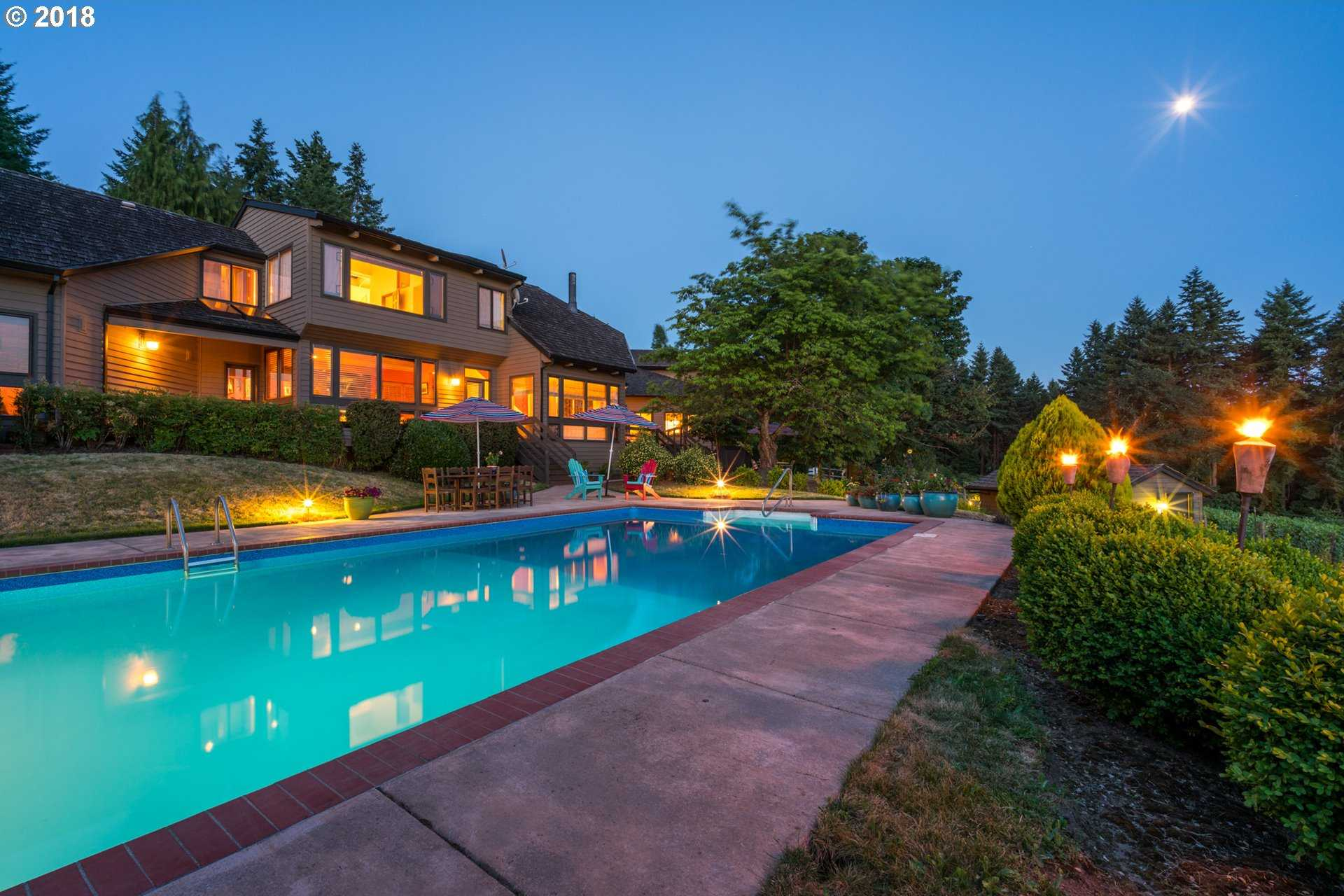 $1,895,000 - 5Br/5Ba -  for Sale in Stafford, West Linn