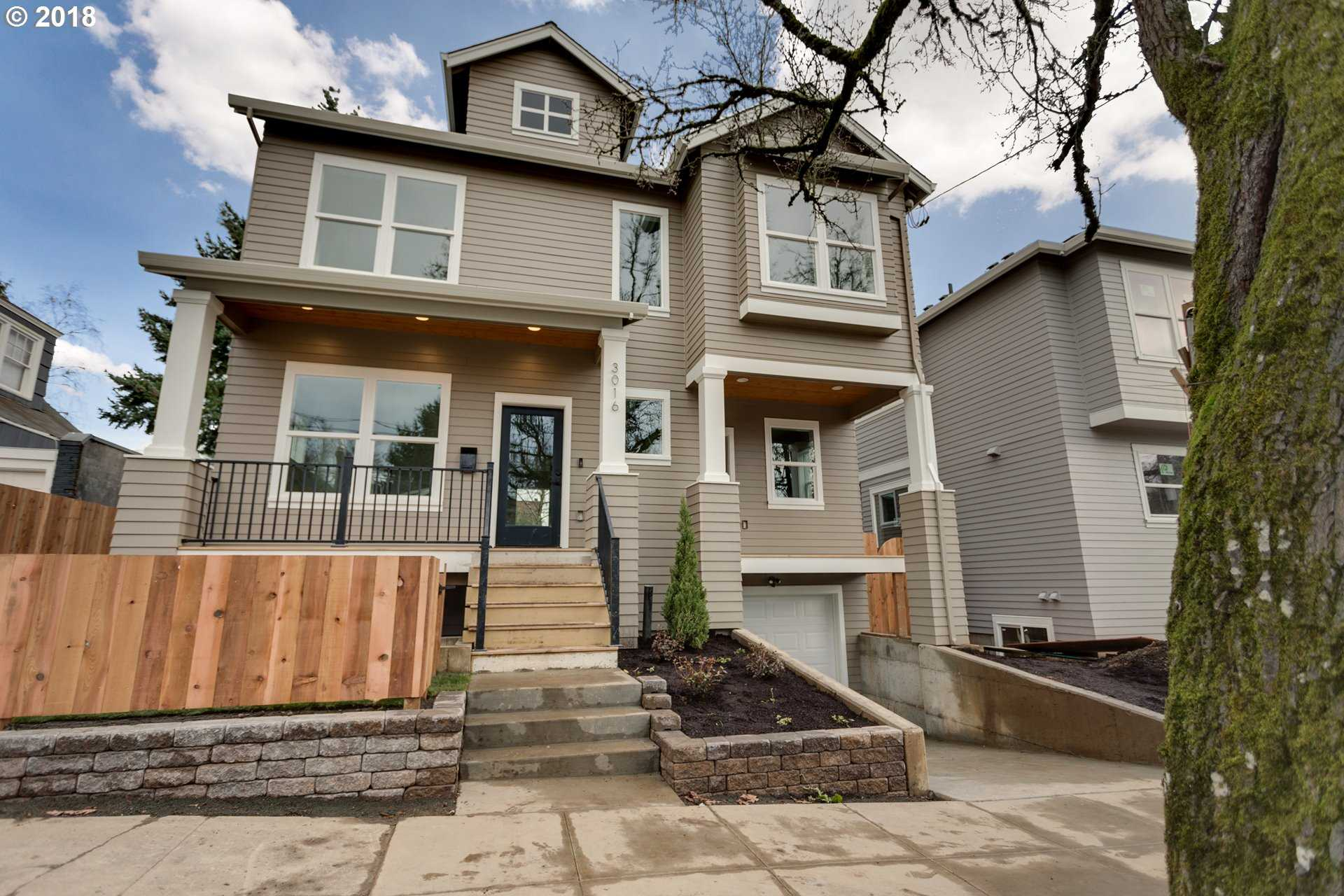 $849,999 - 4Br/4Ba -  for Sale in Alameda / Beaumont, Portland