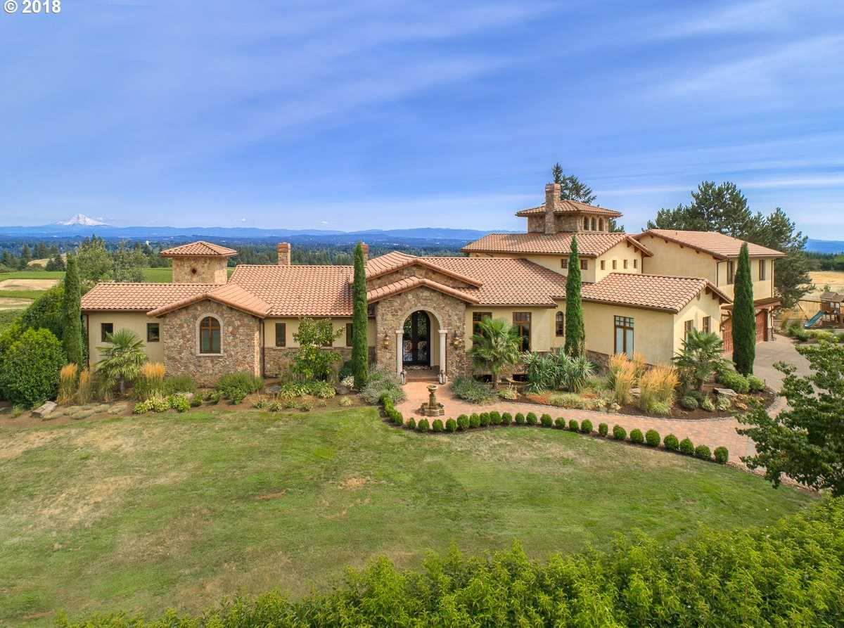 $2,758,000 - 5Br/8Ba -  for Sale in Petes Mountain, West Linn