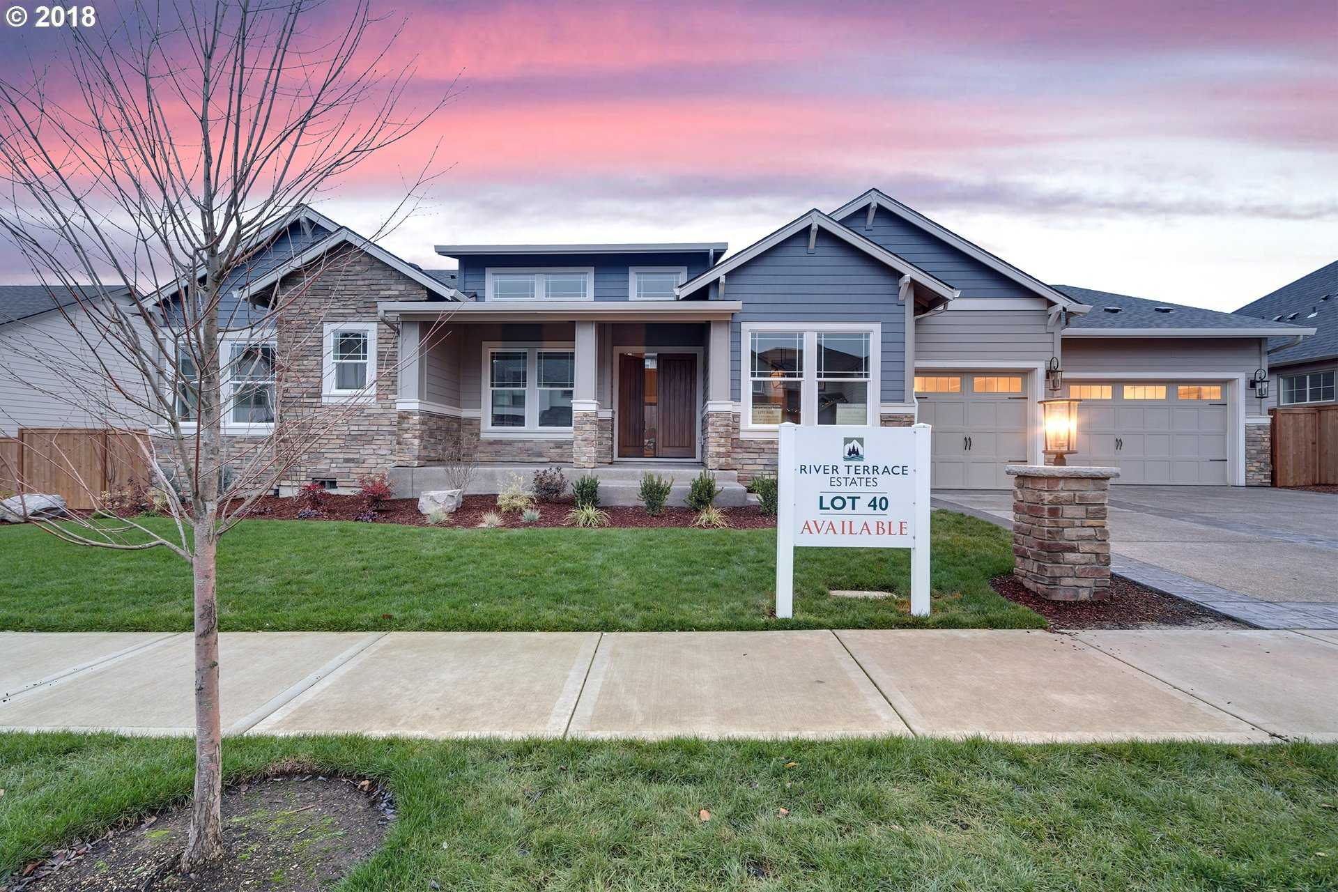 $969,990 - 4Br/4Ba -  for Sale in The Estates At River Terrace, Tigard