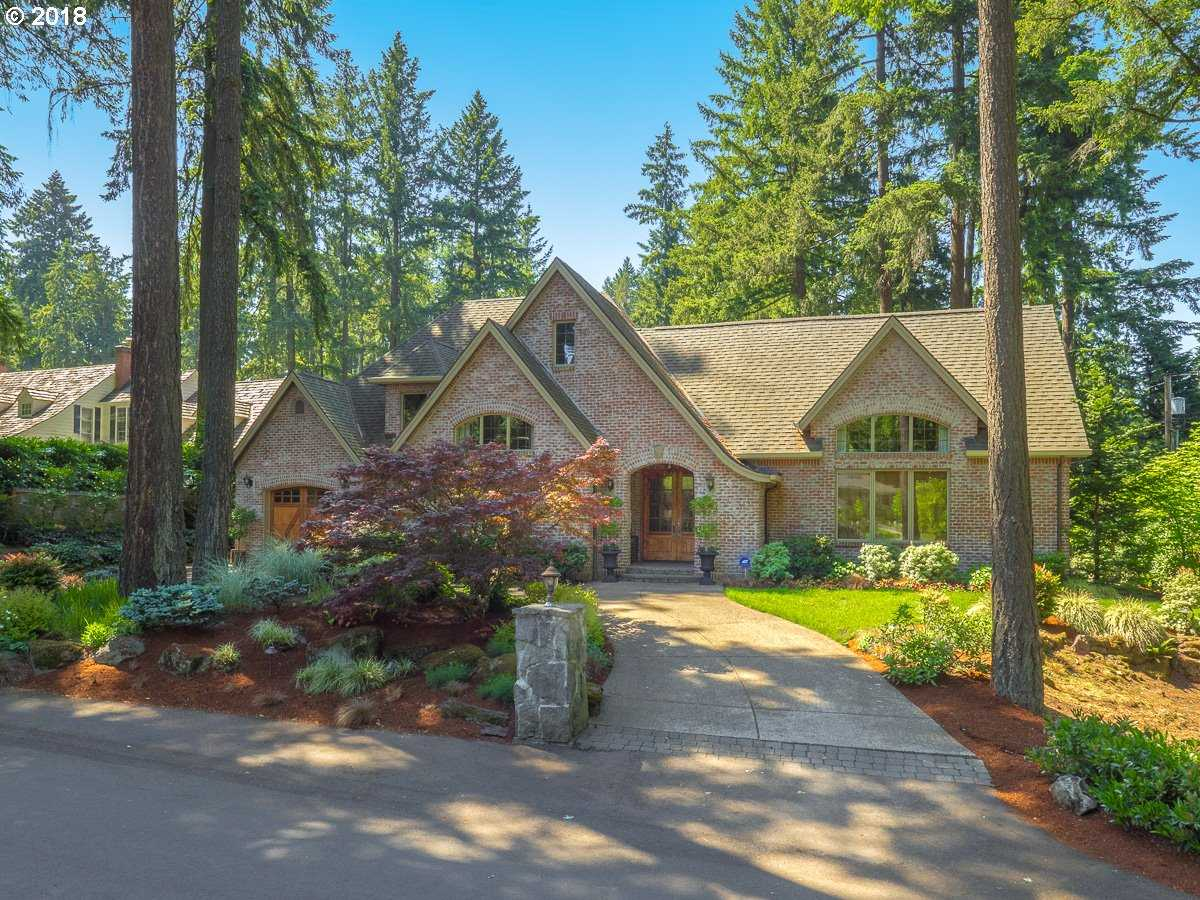 $2,695,000 - 5Br/4Ba -  for Sale in Forest Hills, Lake Oswego