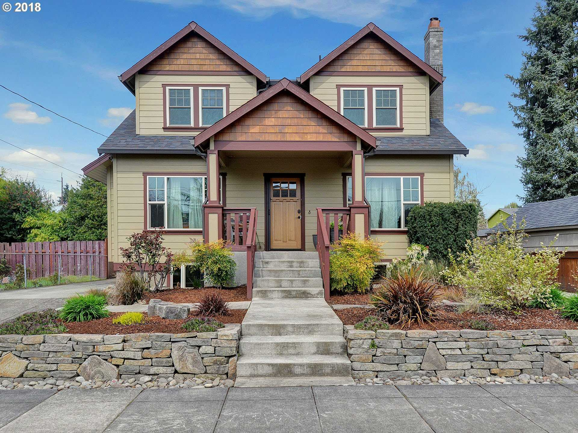 $1,049,000 - 5Br/4Ba -  for Sale in Sellwood/moreland, Portland