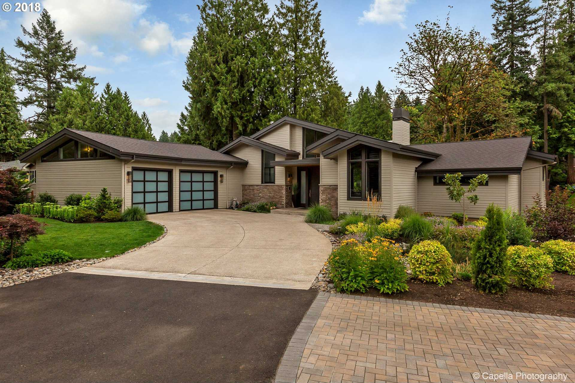 $2,825,000 - 4Br/4Ba -  for Sale in Lake Oswego