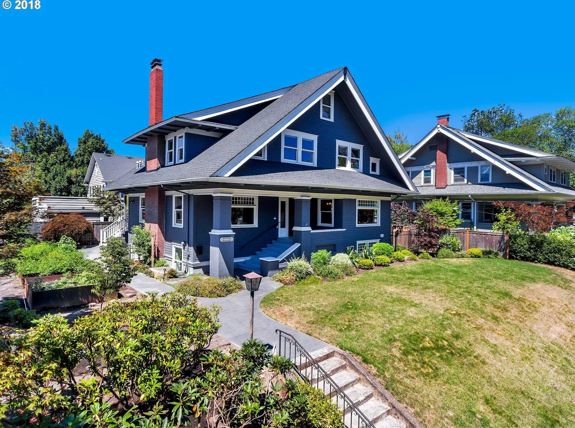 $1,650,000 - 4Br/4Ba -  for Sale in Eastmoreland, Portland