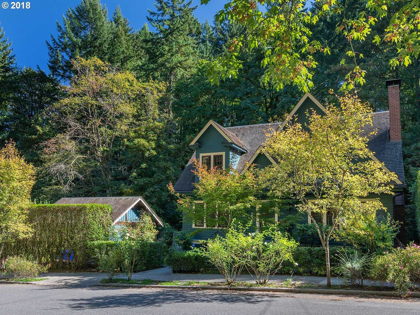 Arlington Heights – Moving to Portland