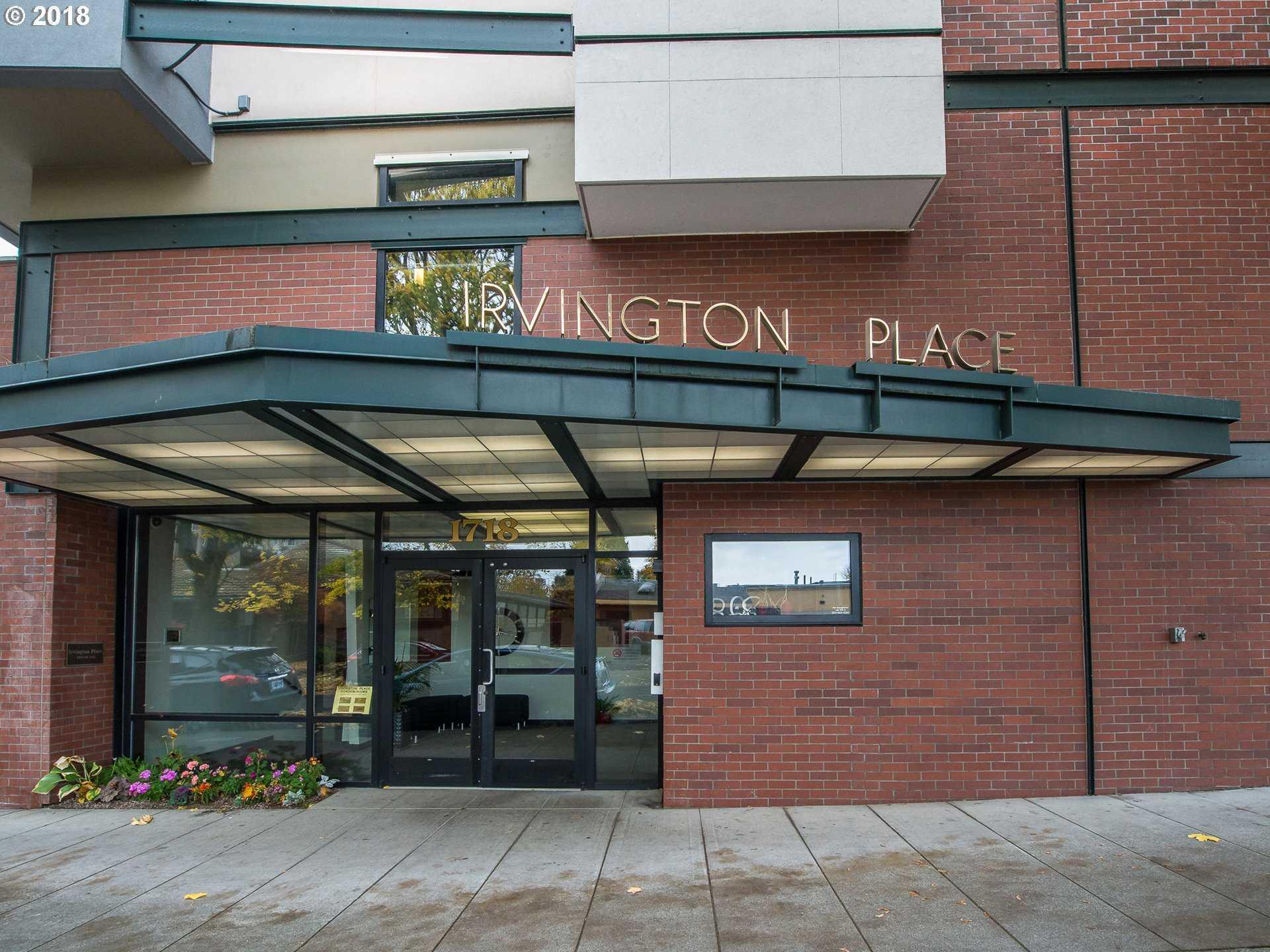$314,999 - 1Br/1Ba -  for Sale in Irvington Place Condominiums, Portland