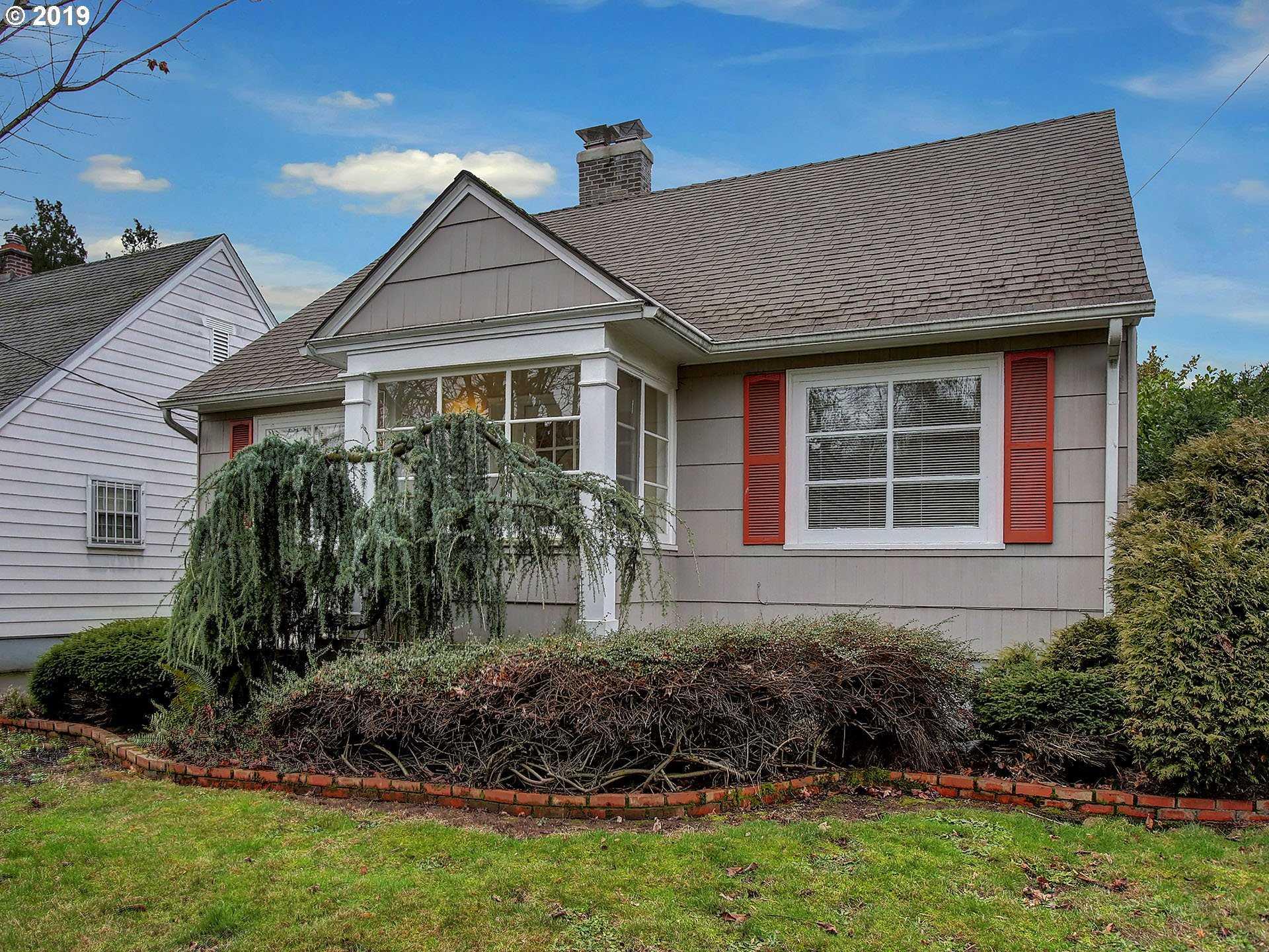 $495,000 - 3Br/2Ba -  for Sale in Overlook, Portland