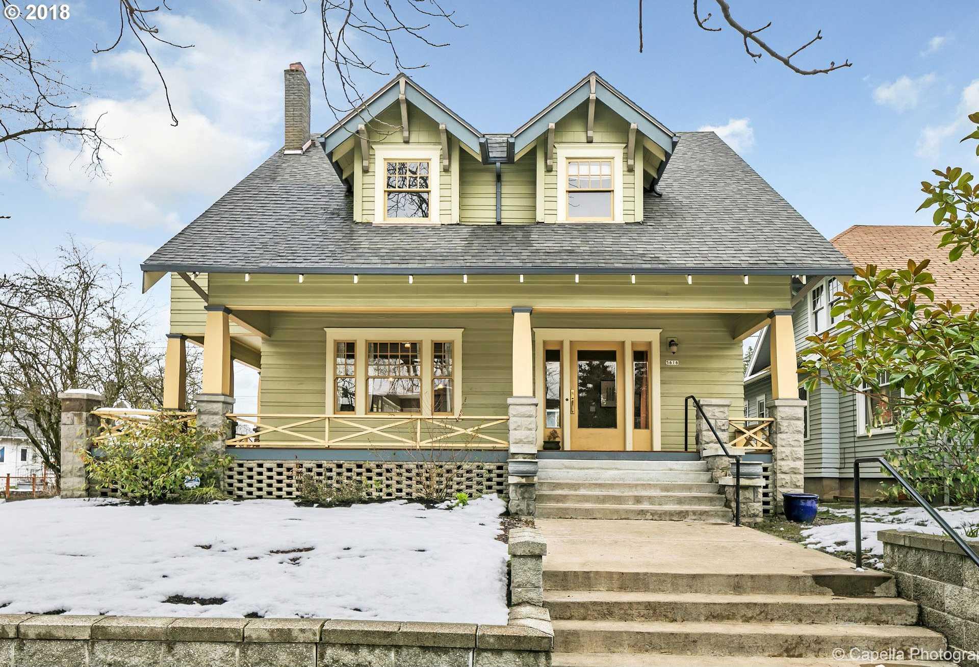 $749,900 - 4Br/2Ba -  for Sale in Piedmont, Portland