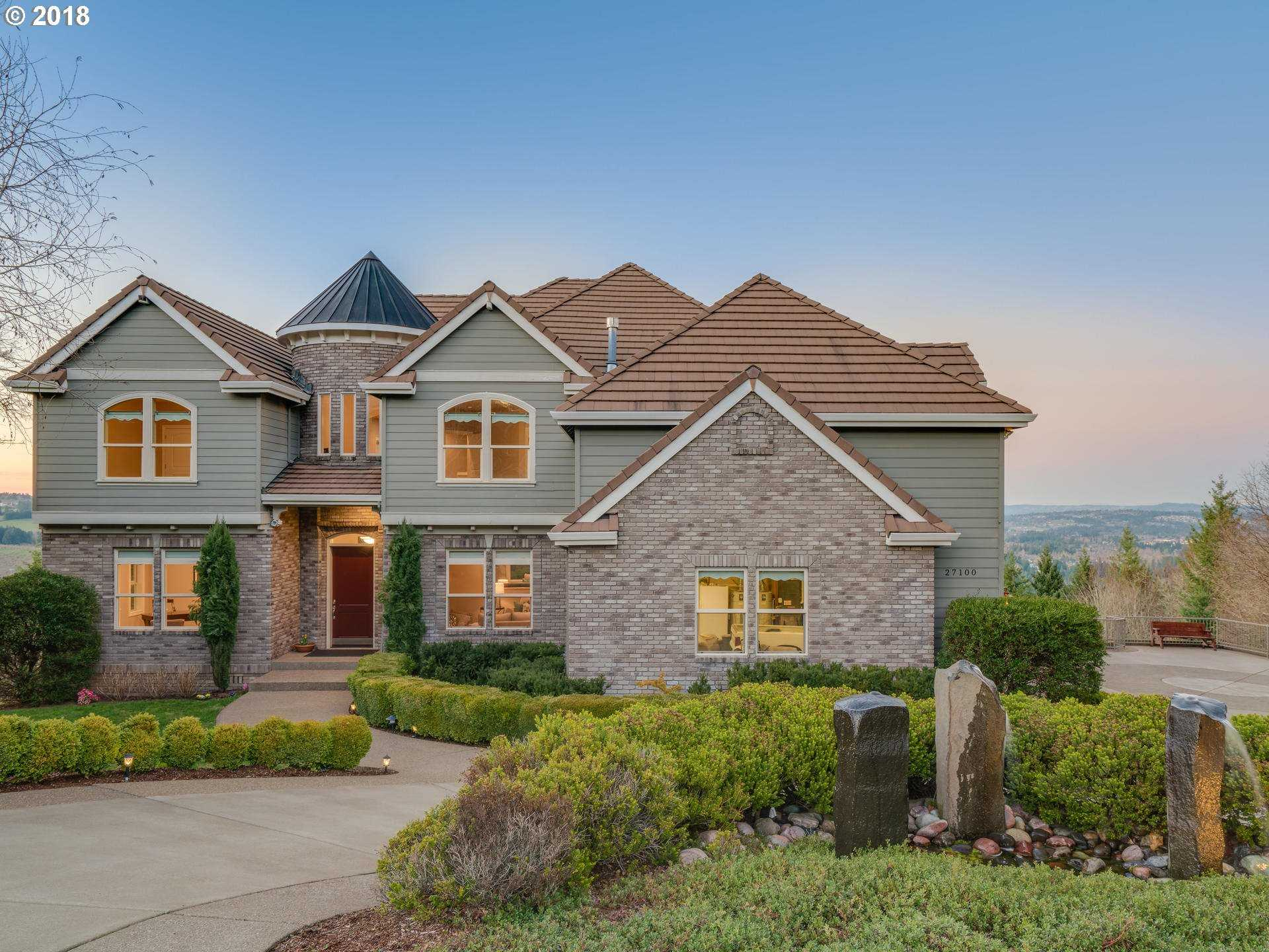 $1,450,000 - 6Br/6Ba -  for Sale in Parrett Mountain View Estates, Sherwood
