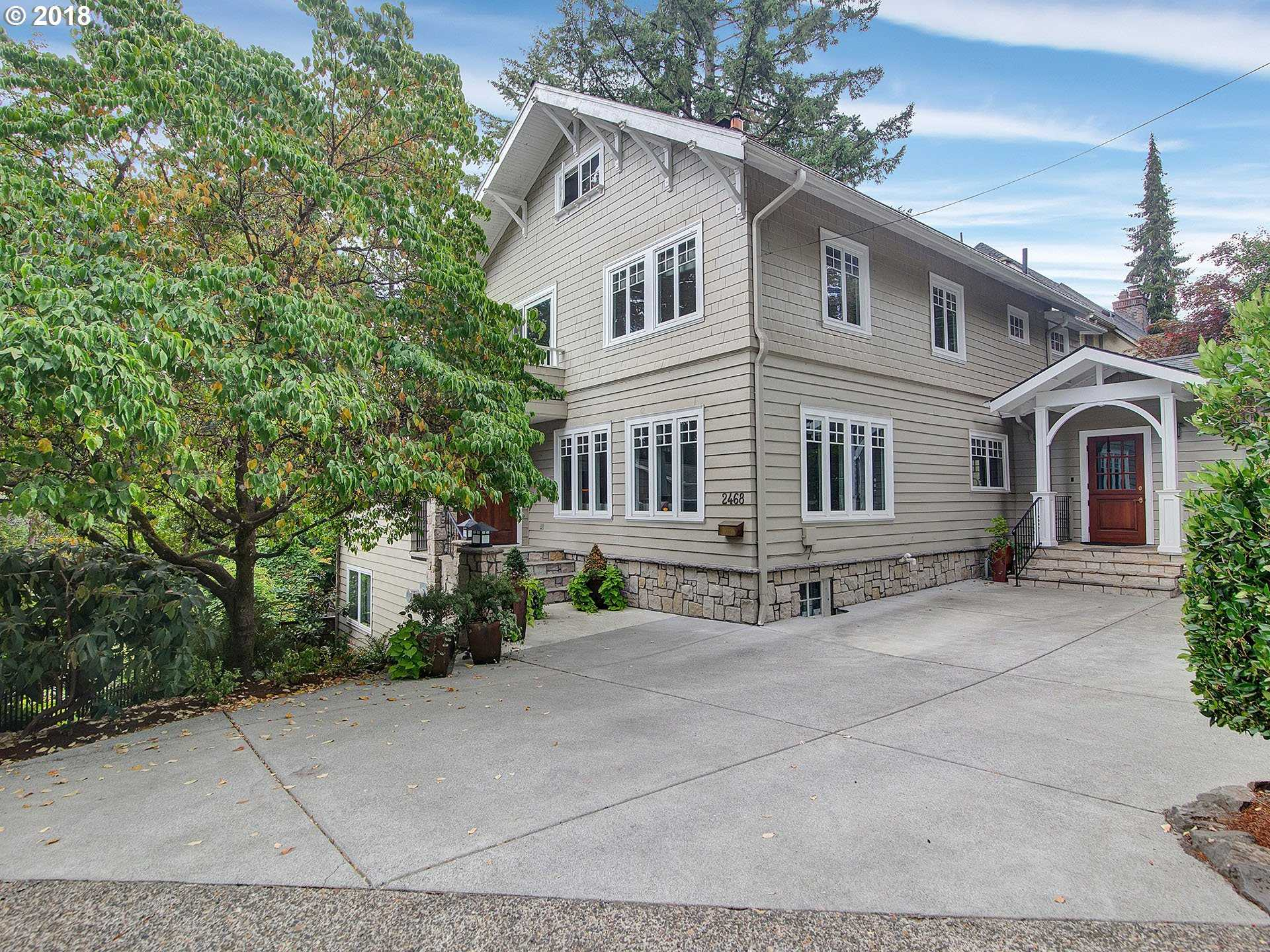 $1,390,000 - 4Br/4Ba -  for Sale in Portland Heights, Portland