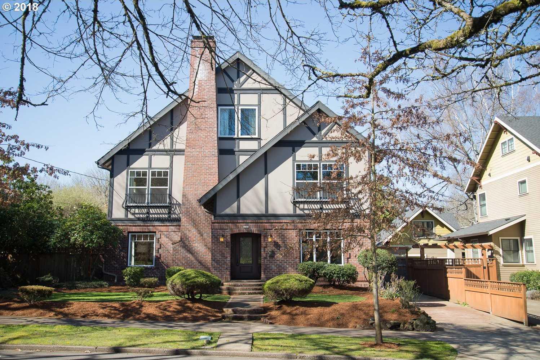 $1,250,000 - 5Br/4Ba -  for Sale in Eastmoreland, Portland