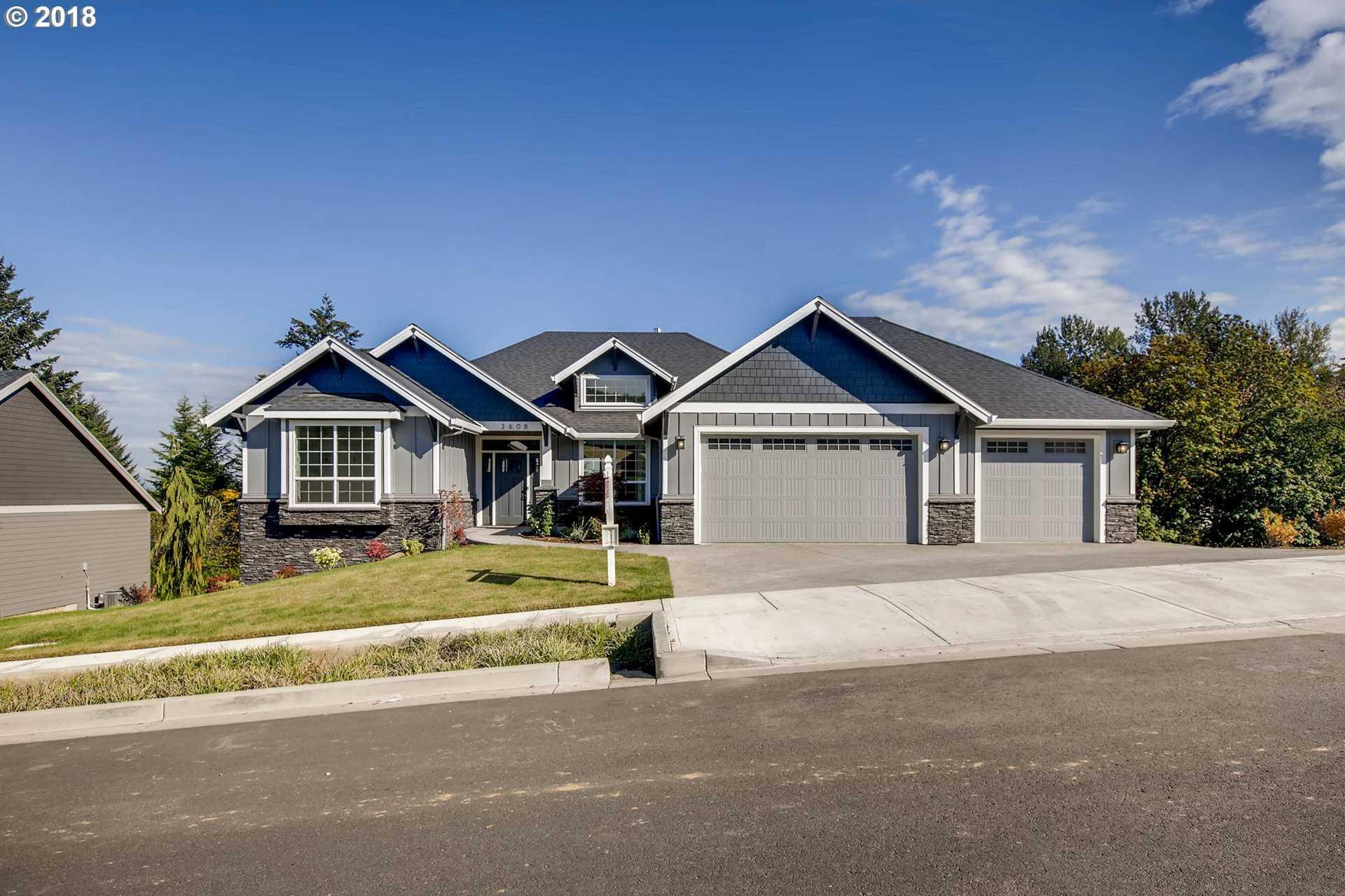 $599,900 - 4Br/3Ba -  for Sale in Hilltop View Estates, Gresham