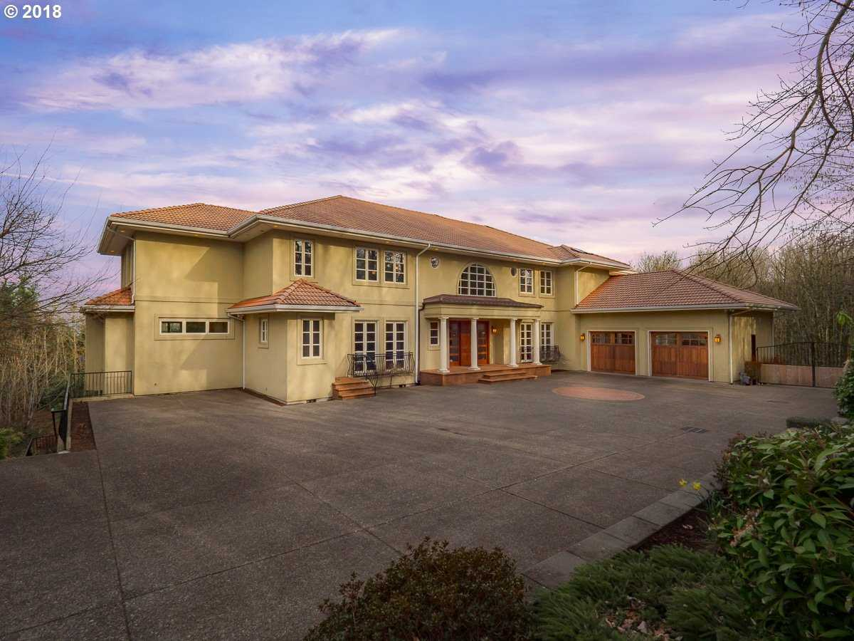 $2,950,000 - 6Br/7Ba -  for Sale in Forest Park, Portland