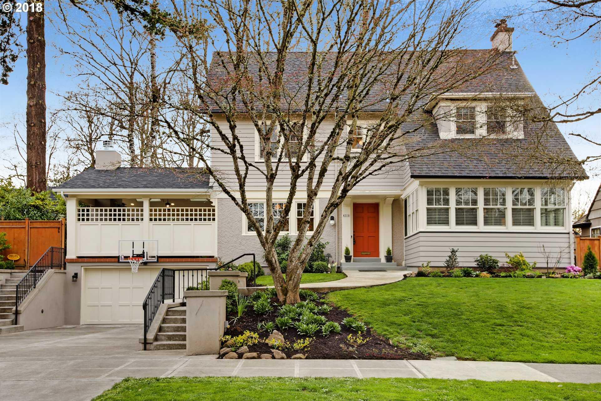 $1,100,000 - 3Br/4Ba -  for Sale in Eastmoreland, Portland