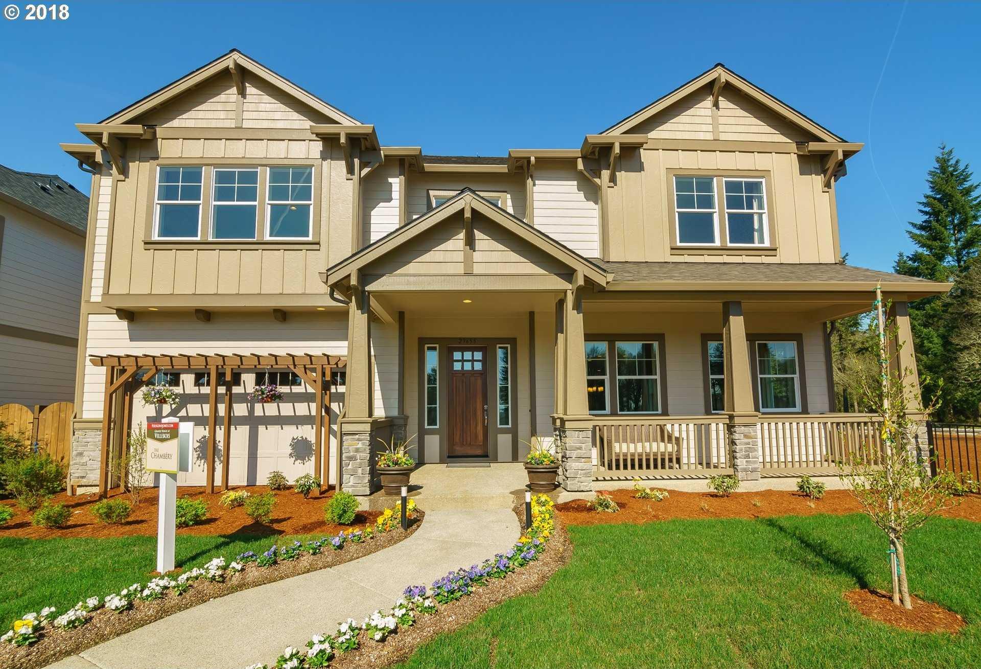 $759,990 - 4Br/0.4Ba -  for Sale in Grande Pointe, Wilsonville