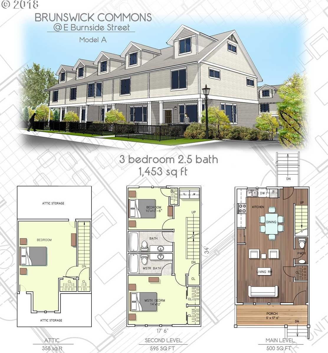 $315,000 - 3Br/3Ba -  for Sale in Portland