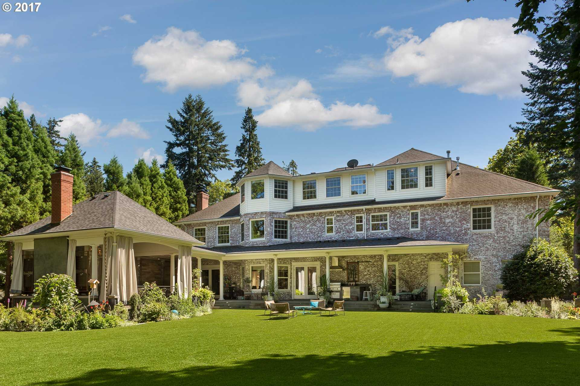 $2,995,000 - 5Br/6Ba -  for Sale in Dunthorpe Riverdale, Portland