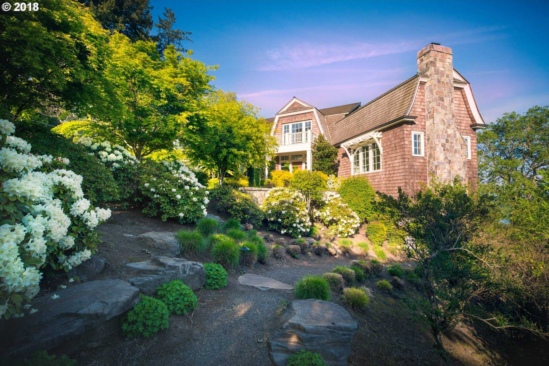 $3,799,000 - 4Br/6Ba -  for Sale in Uplands, Lake Oswego