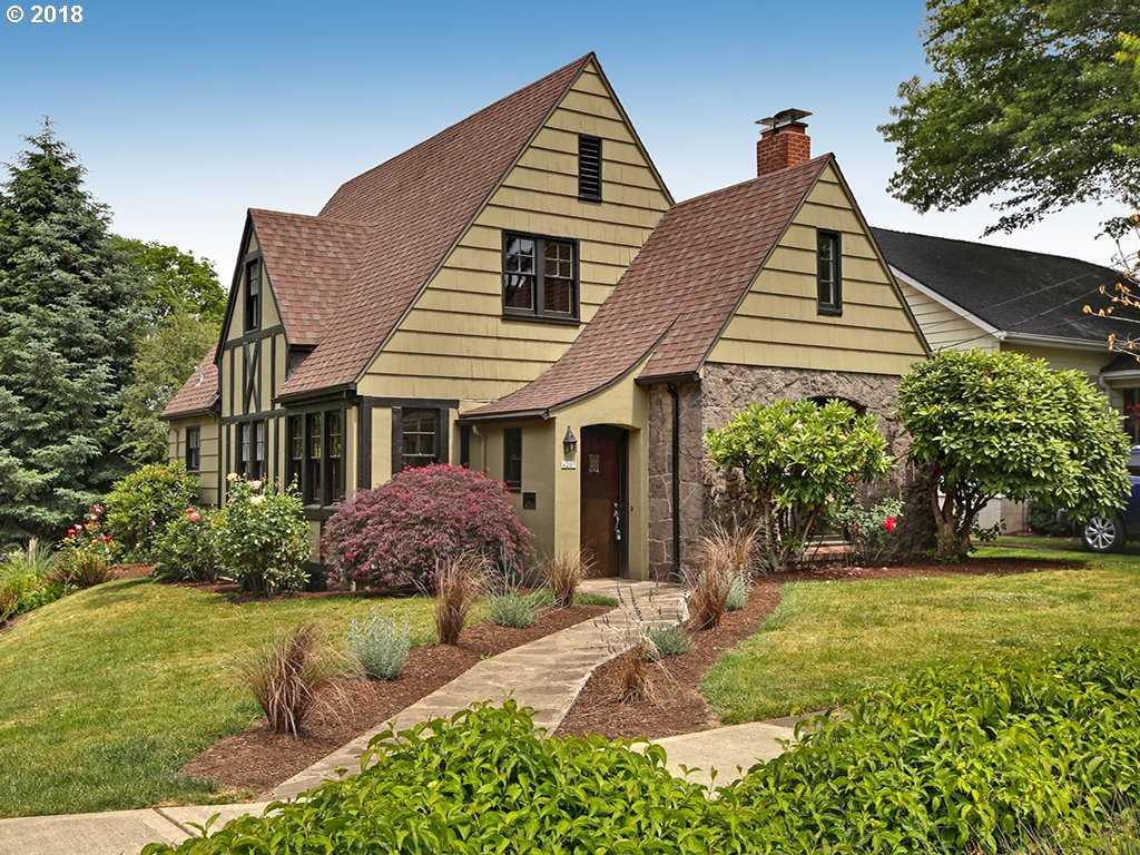 $749,900 - 4Br/2Ba -  for Sale in Laurelhurst, Portland