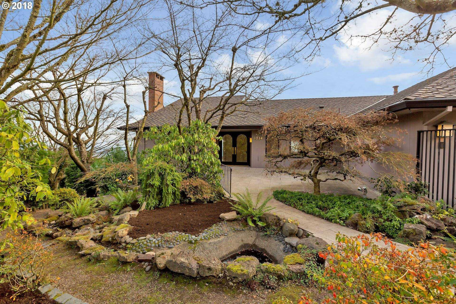 $1,499,000 - 4Br/4Ba -  for Sale in Southwest Hills Residential Le, Portland