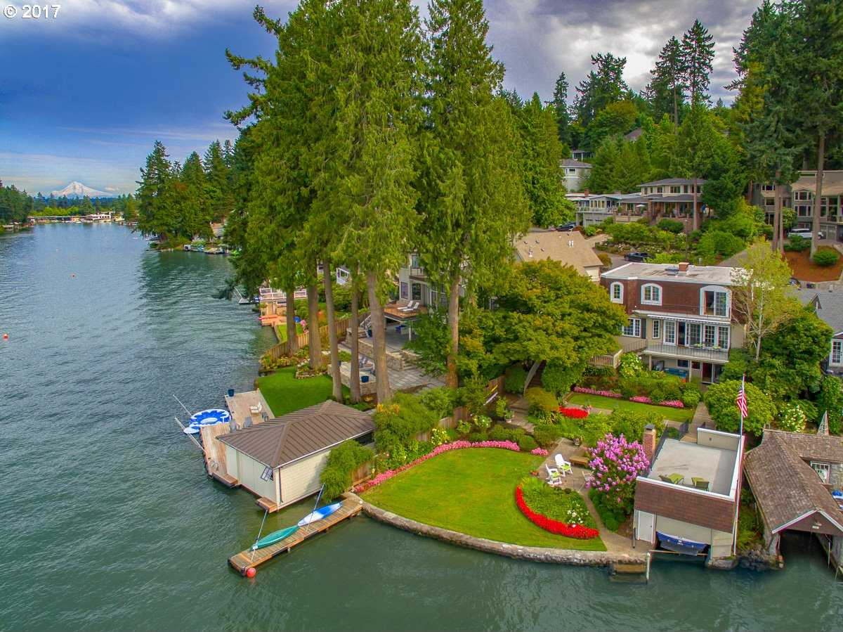 $2,695,000 - 4Br/4Ba -  for Sale in Main Lake, Lake Oswego