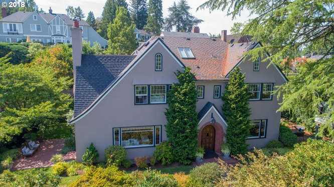 $2,175,000 - 4Br/6Ba -  for Sale in Kings Heights, Nw Portland, Portland