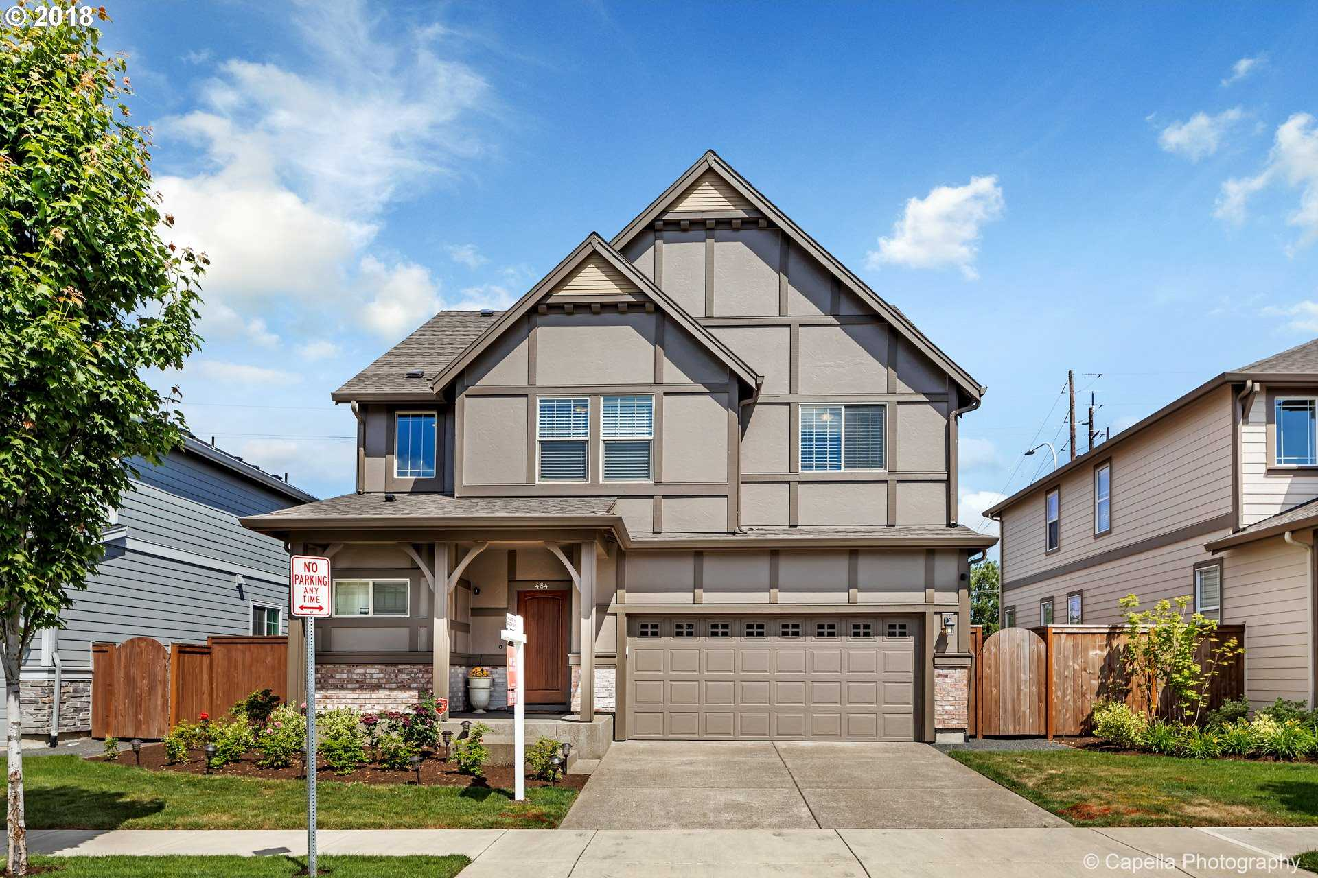 $484,900 - 4Br/3Ba -  for Sale in Orenco Woods Crossing, Hillsboro