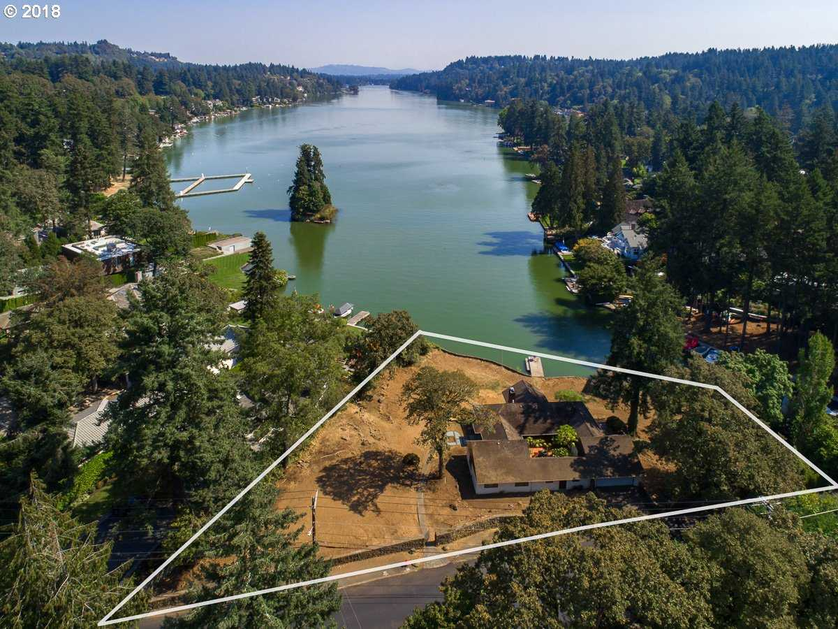 $3,995,000 - 3Br/4Ba -  for Sale in Oswego Lake, Lake Oswego