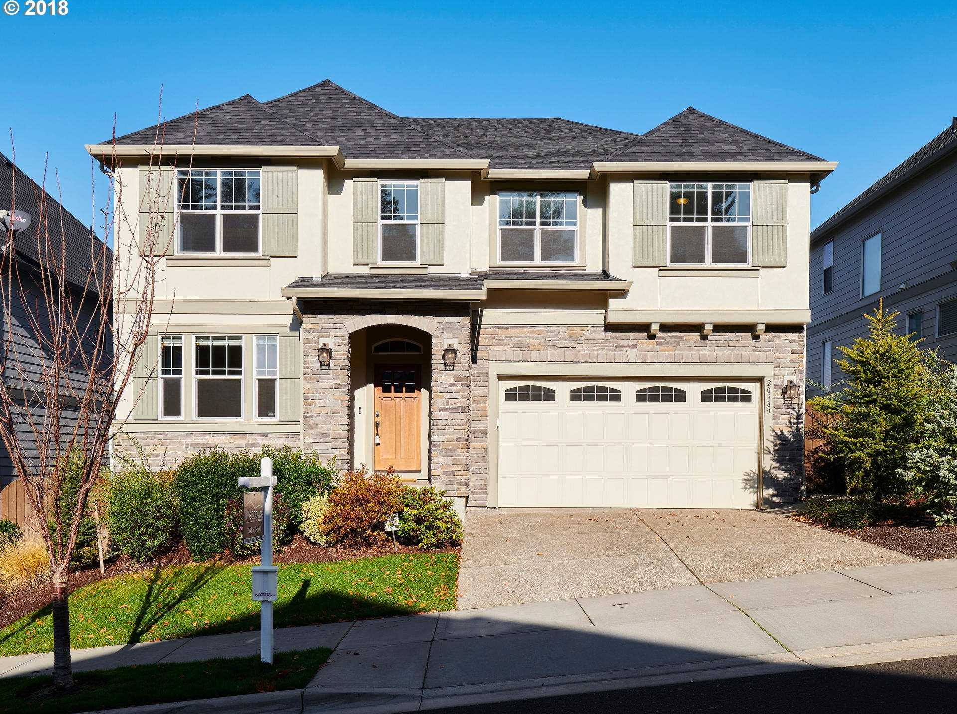 $584,900 - 4Br/3Ba -  for Sale in Twin Creeks, Beaverton