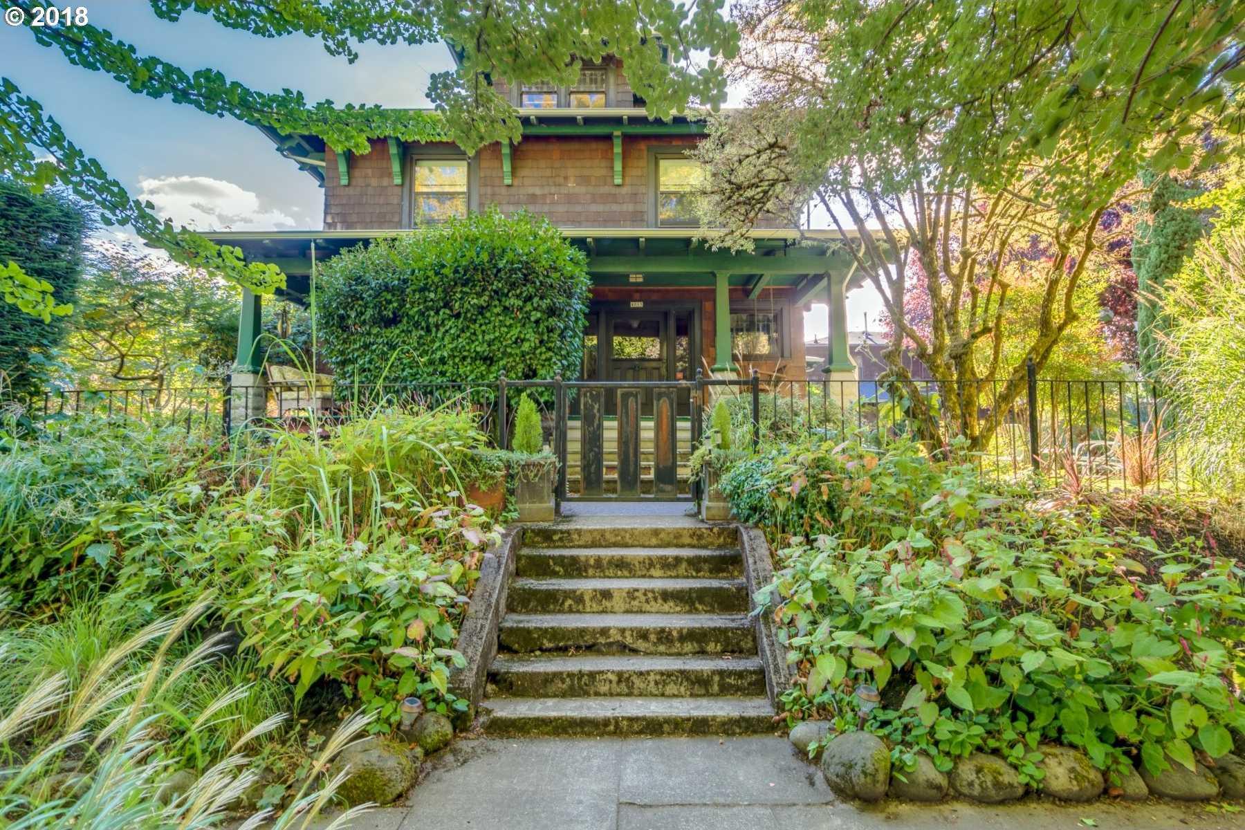 $1,100,000 - 6Br/3Ba -  for Sale in Overlook, Portland