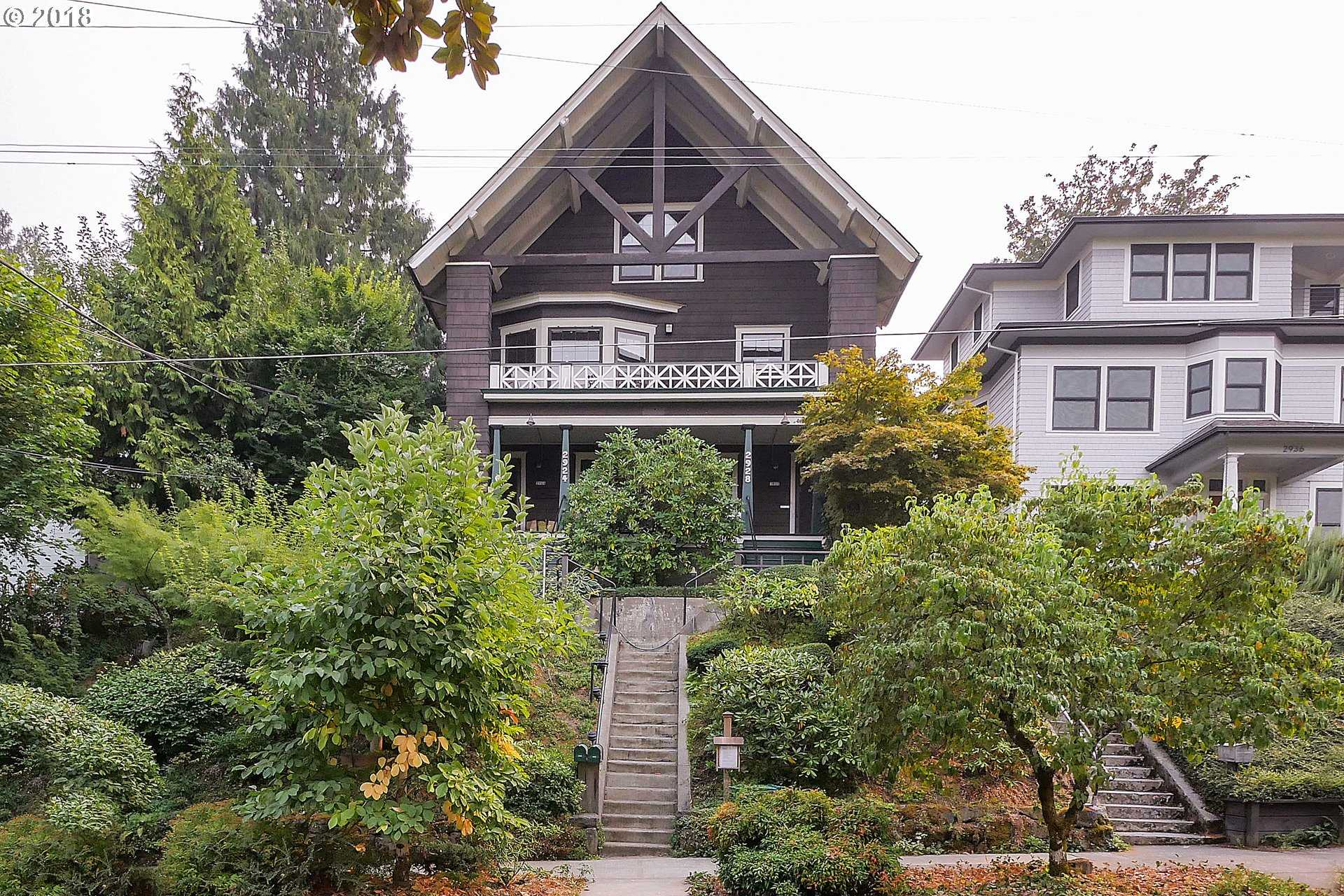 $875,000 - 4Br/4Ba -  for Sale in Willamette Heights, Portland